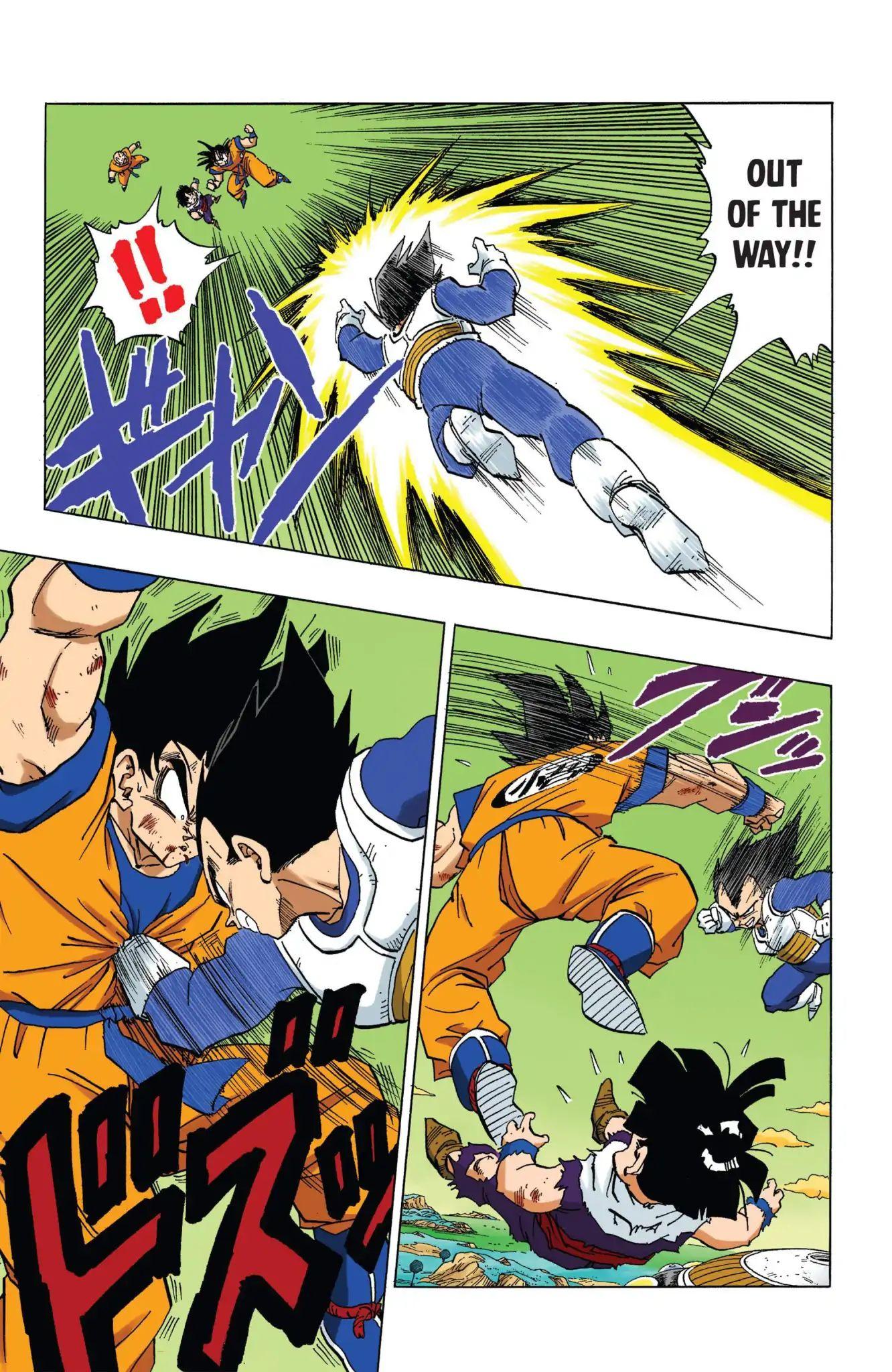 Dragon Ball Full Color Freeza Arc Chapter 44  Online Free Manga Read Image 10