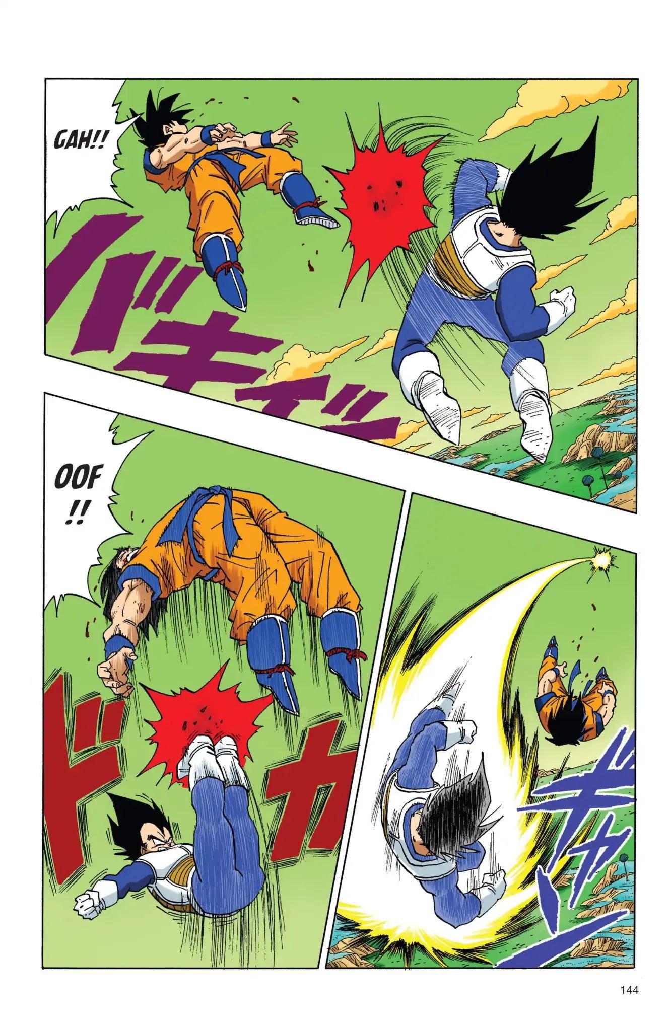 Dragon Ball Full Color Freeza Arc Chapter 44  Online Free Manga Read Image 11