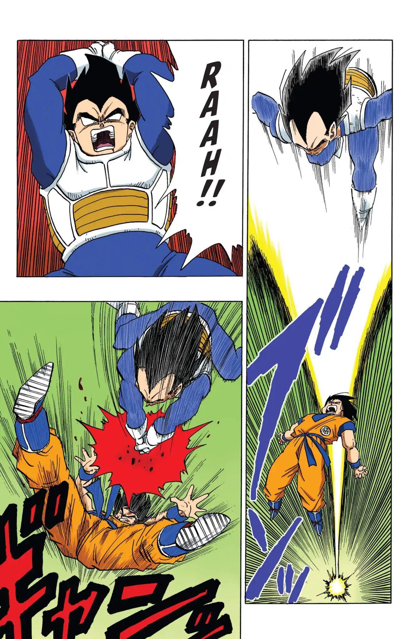 Dragon Ball Full Color Freeza Arc Chapter 44  Online Free Manga Read Image 12