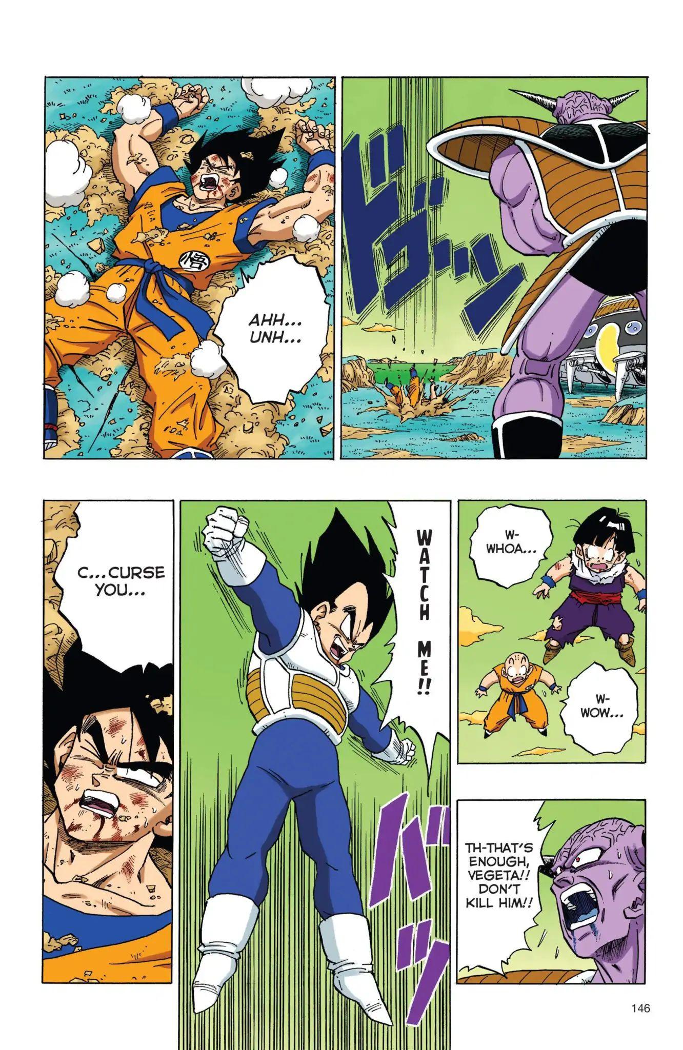Dragon Ball Full Color Freeza Arc Chapter 44  Online Free Manga Read Image 13