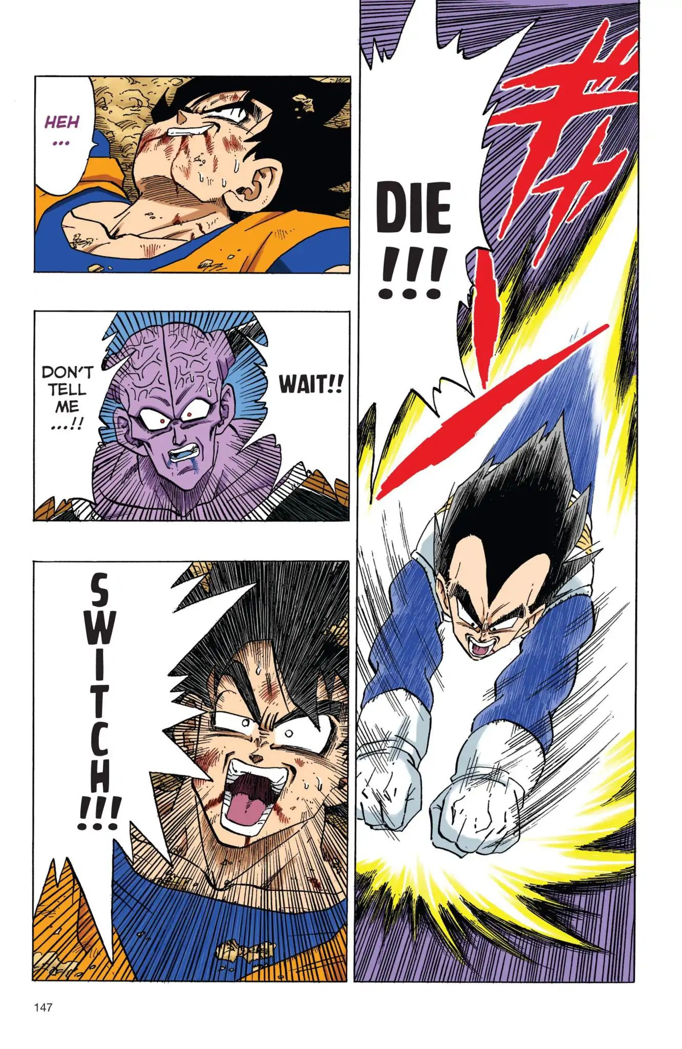 Dragon Ball Full Color Freeza Arc Chapter 44  Online Free Manga Read Image 14