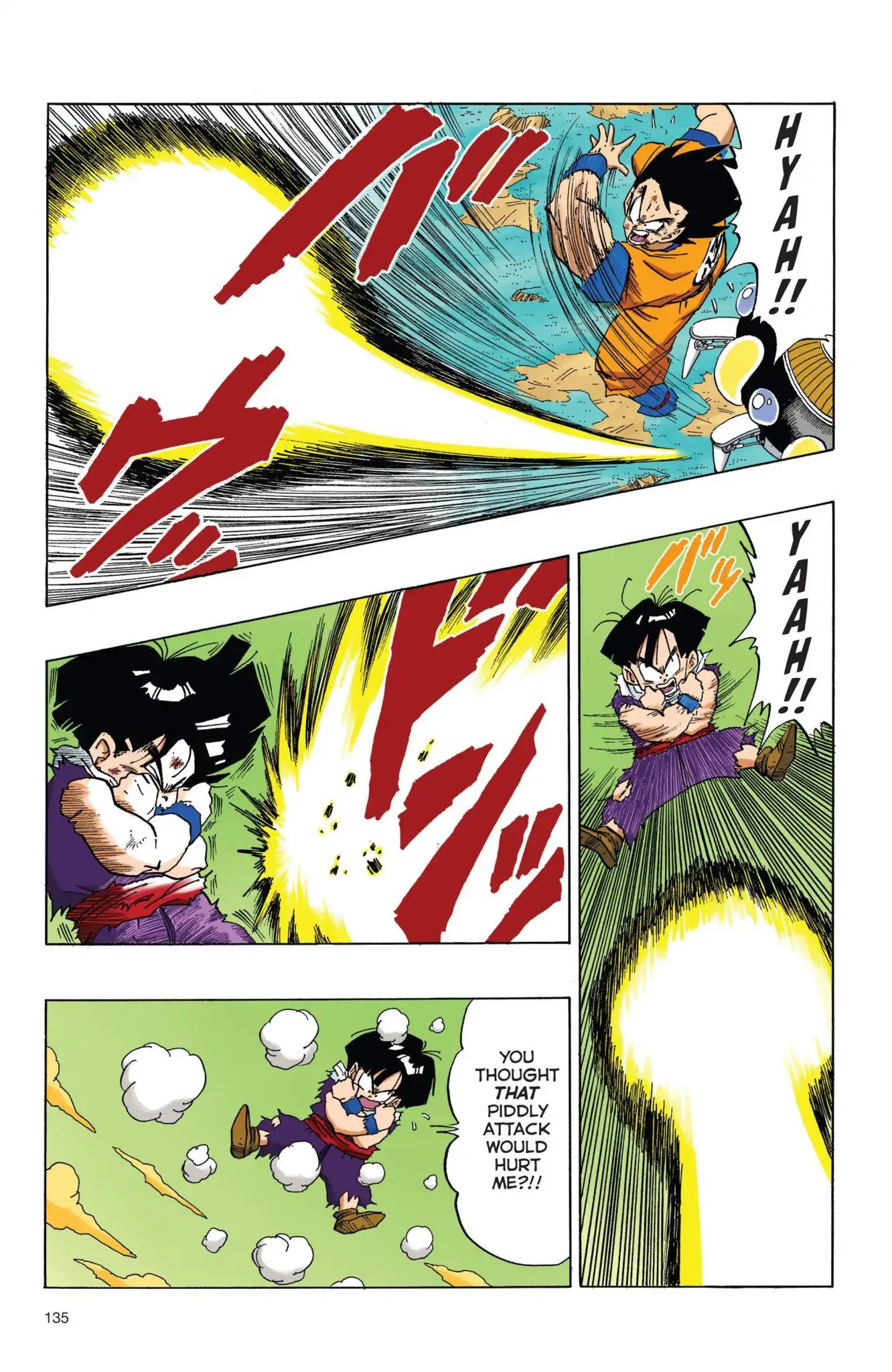 Dragon Ball Full Color Freeza Arc Chapter 44  Online Free Manga Read Image 2