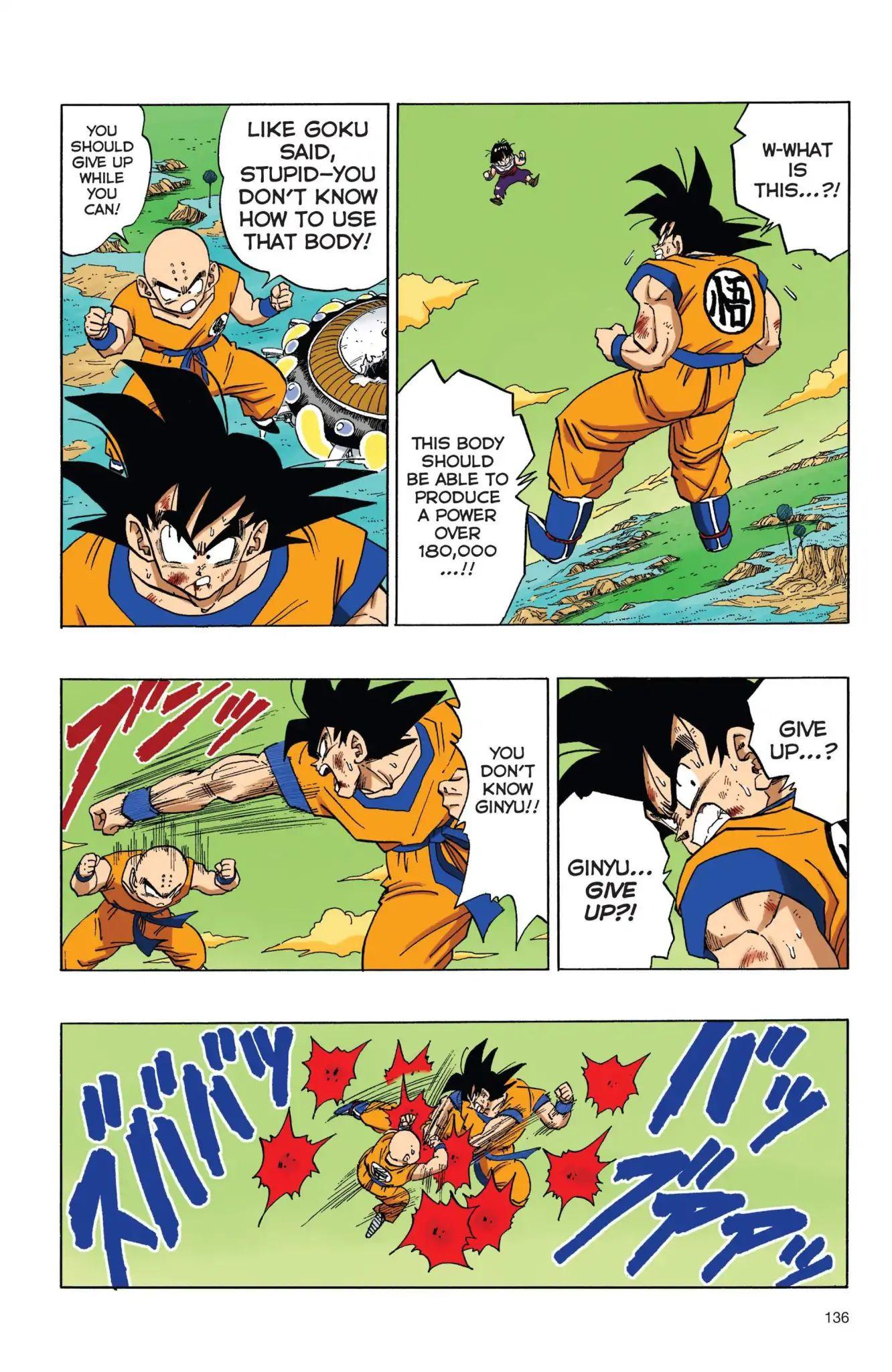 Dragon Ball Full Color Freeza Arc Chapter 44  Online Free Manga Read Image 3