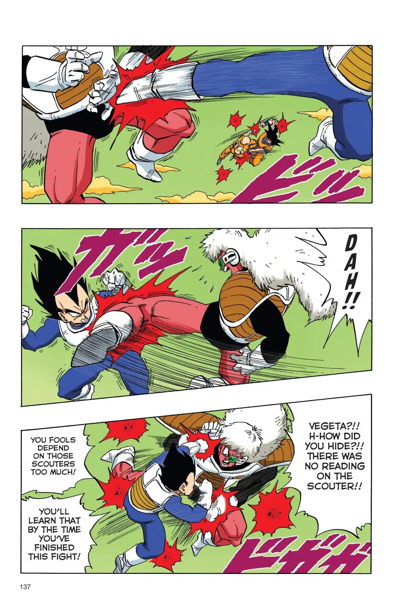 Dragon Ball Full Color Freeza Arc Chapter 44  Online Free Manga Read Image 4