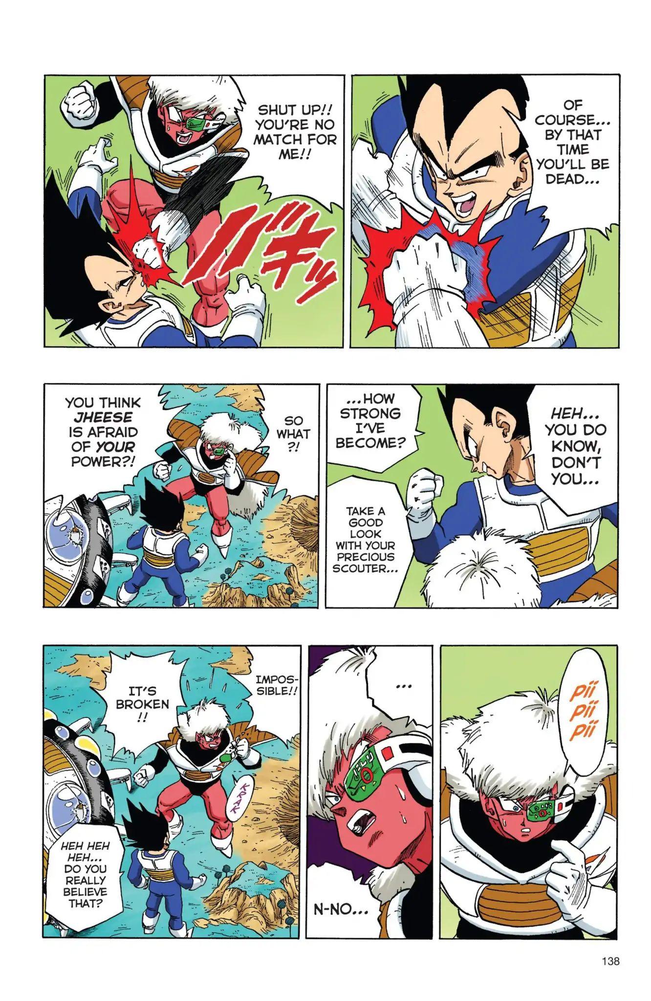 Dragon Ball Full Color Freeza Arc Chapter 44  Online Free Manga Read Image 5