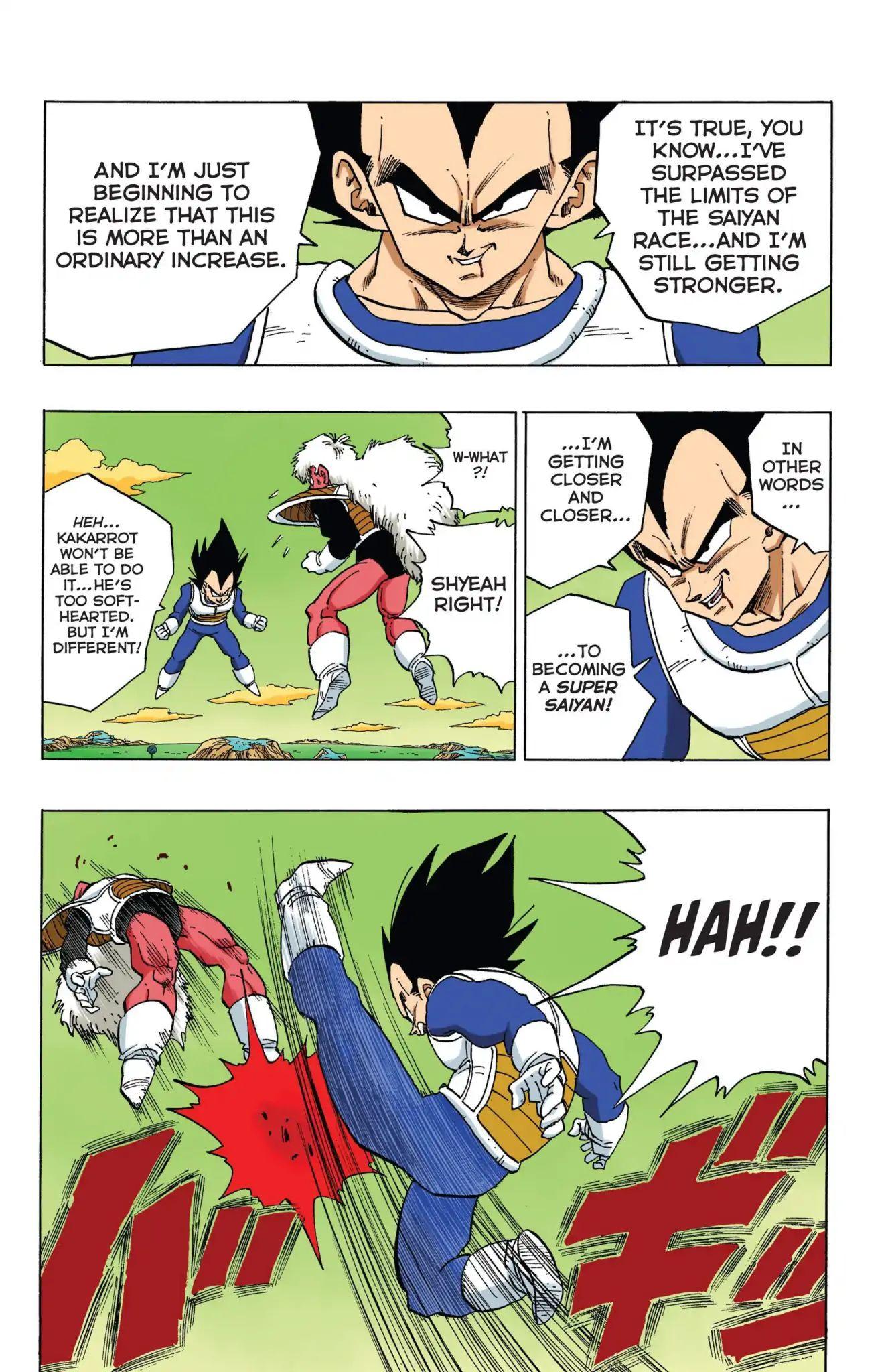 Dragon Ball Full Color Freeza Arc Chapter 44  Online Free Manga Read Image 6
