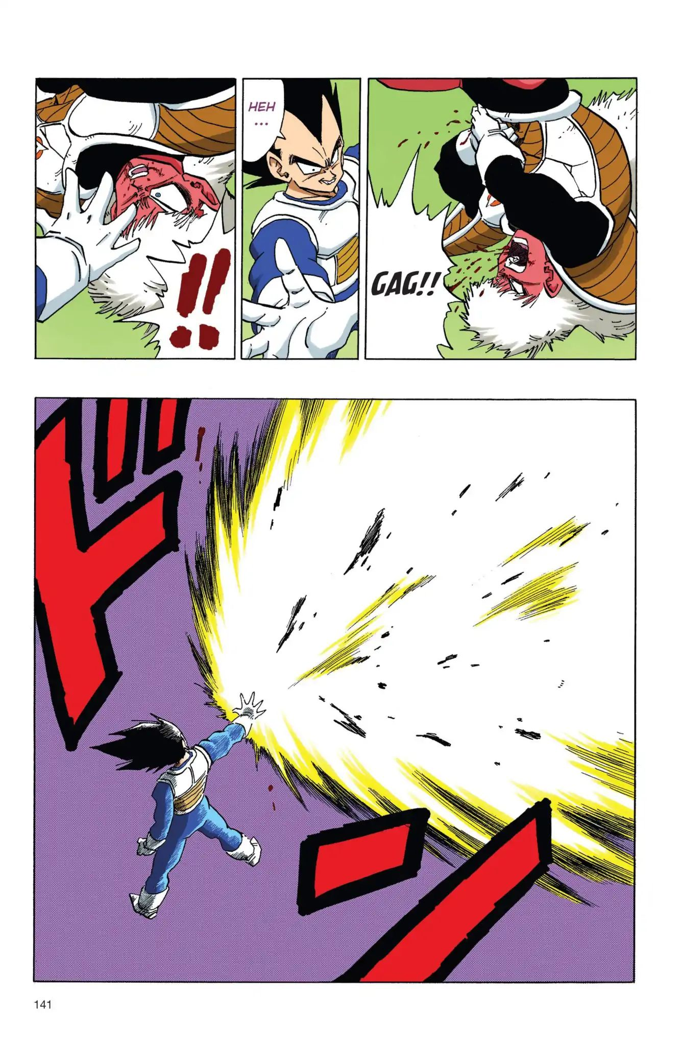 Dragon Ball Full Color Freeza Arc Chapter 44  Online Free Manga Read Image 8