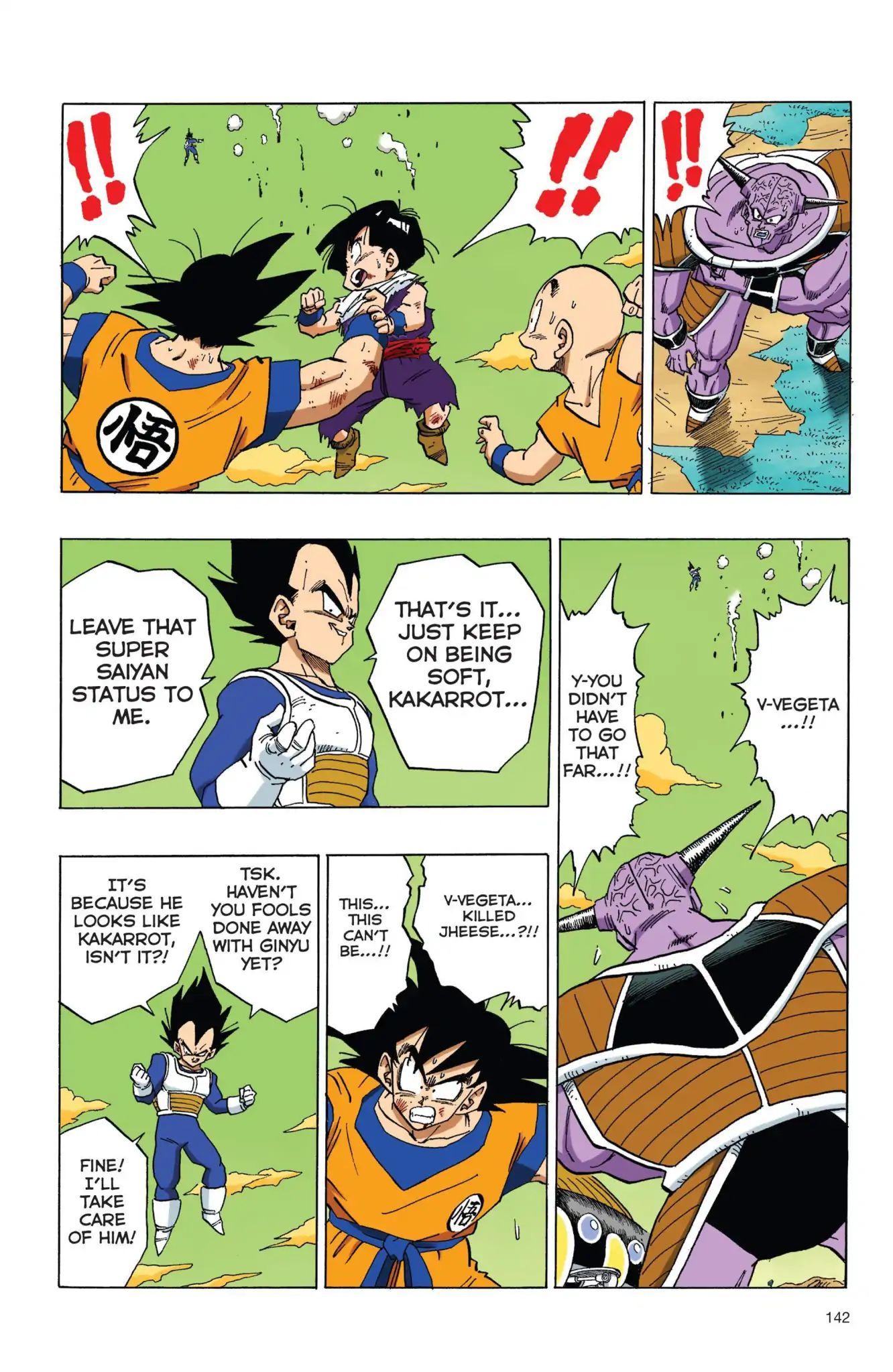 Dragon Ball Full Color Freeza Arc Chapter 44  Online Free Manga Read Image 9