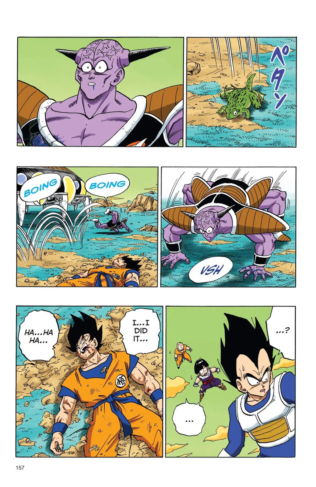 Dragon Ball Full Color Freeza Arc Chapter 45  Online Free Manga Read Image 10