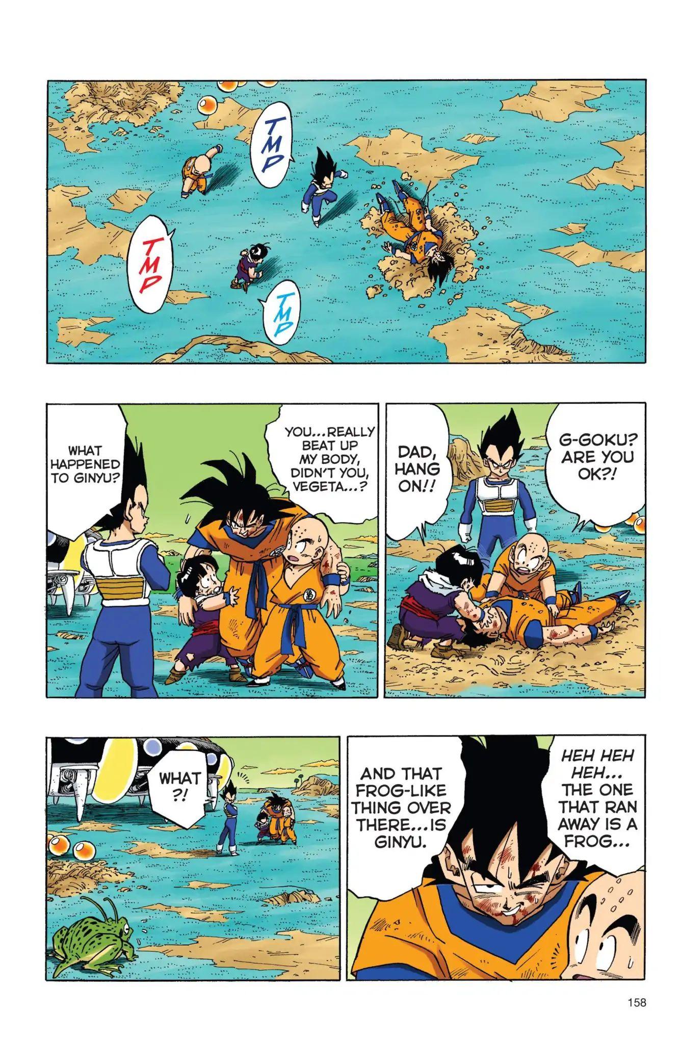 Dragon Ball Full Color Freeza Arc Chapter 45  Online Free Manga Read Image 11