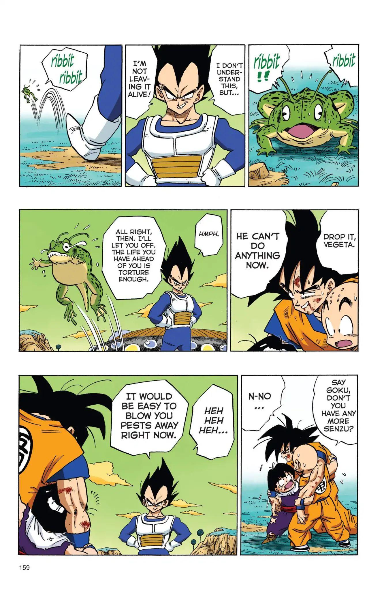 Dragon Ball Full Color Freeza Arc Chapter 45  Online Free Manga Read Image 12
