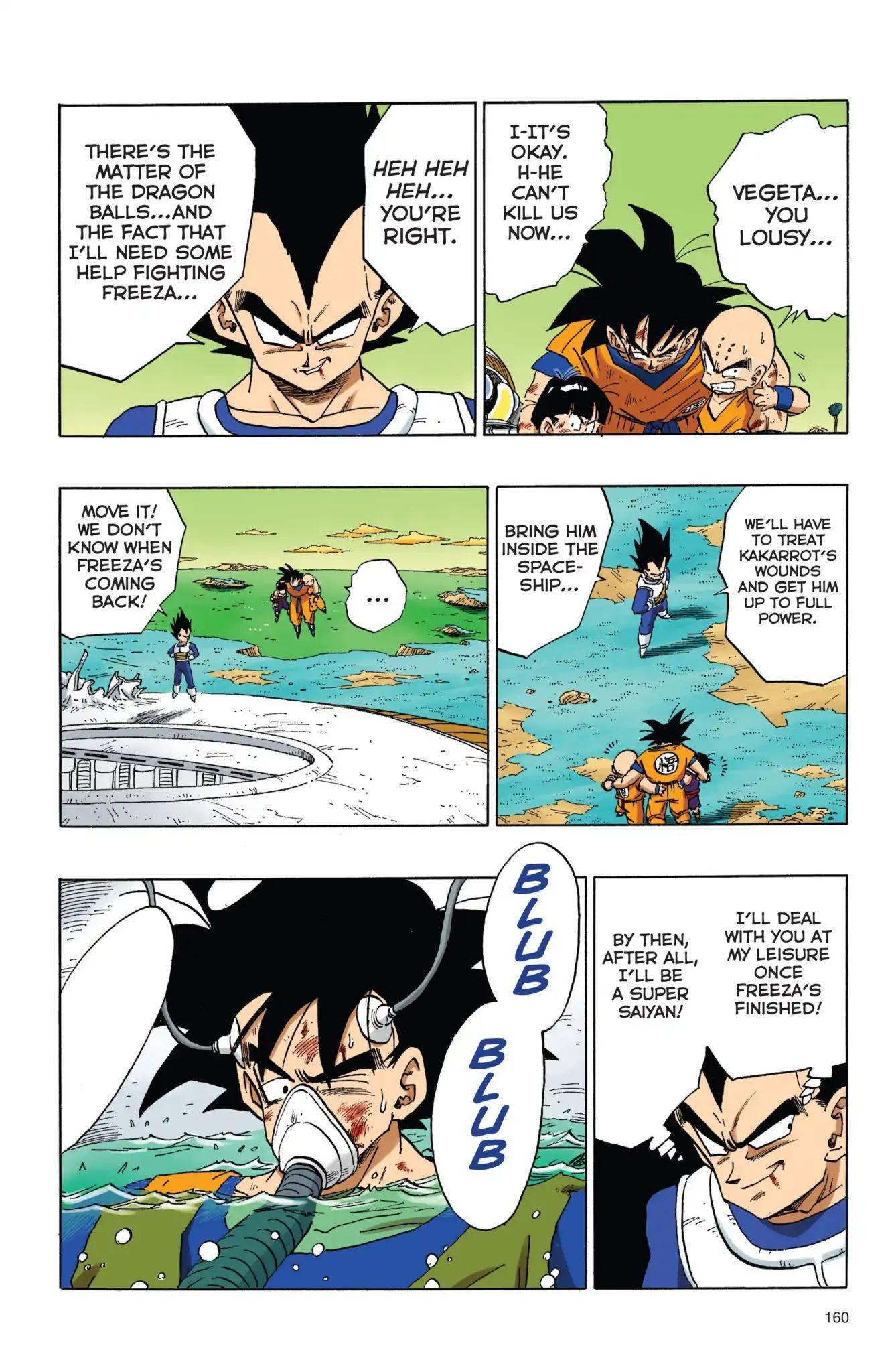 Dragon Ball Full Color Freeza Arc Chapter 45  Online Free Manga Read Image 13