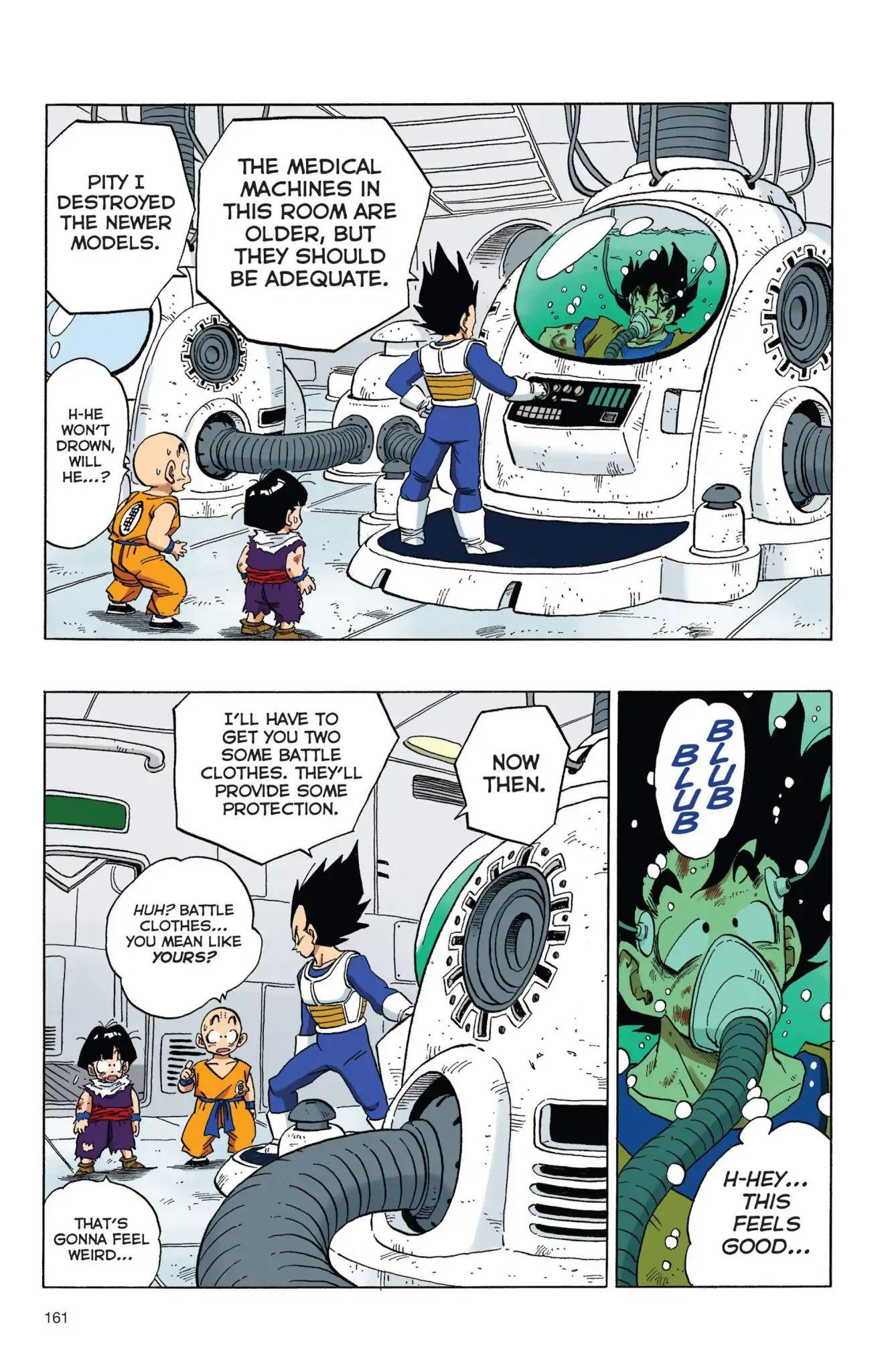 Dragon Ball Full Color Freeza Arc Chapter 45  Online Free Manga Read Image 14