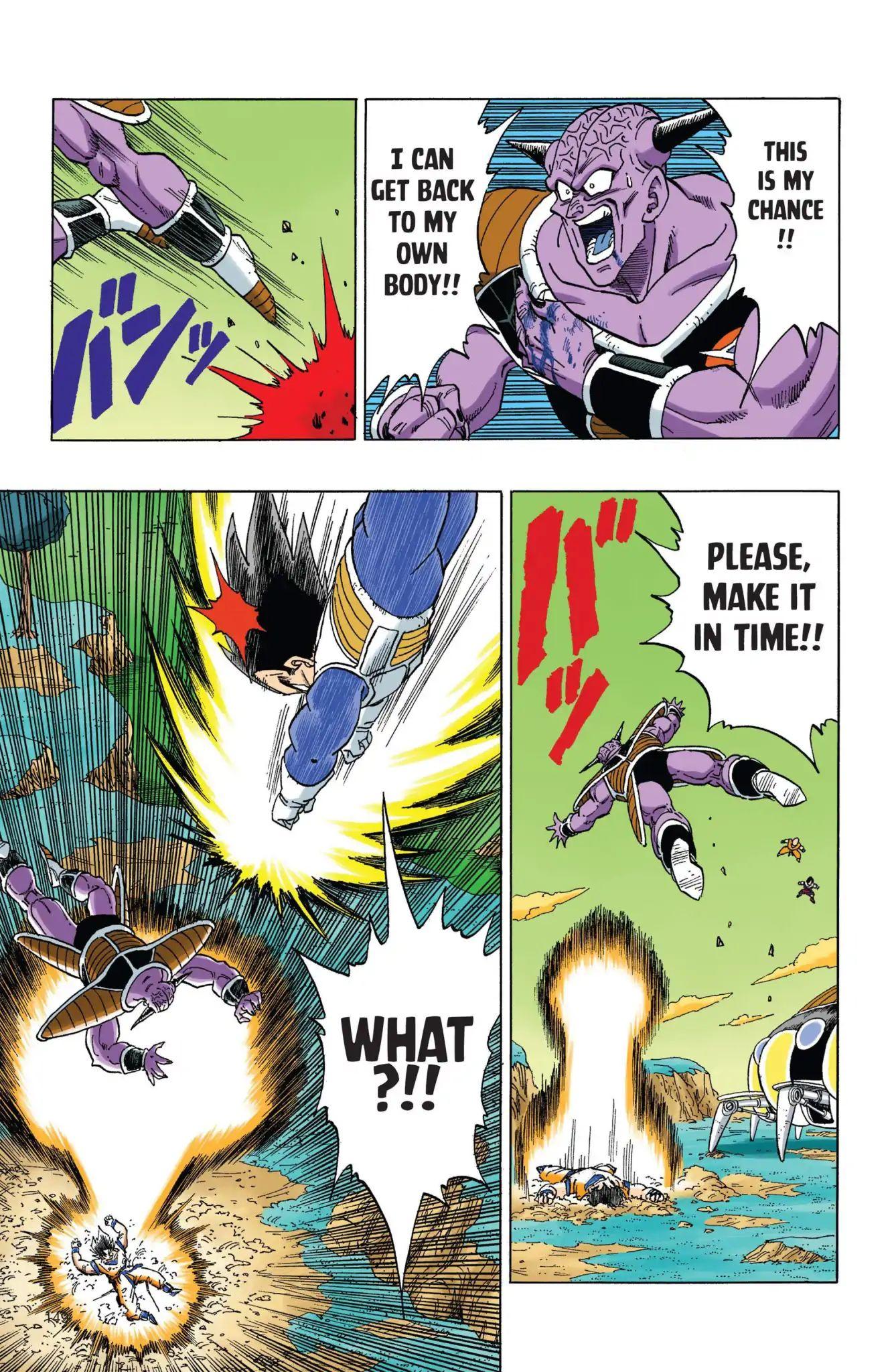 Dragon Ball Full Color Freeza Arc Chapter 45  Online Free Manga Read Image 2