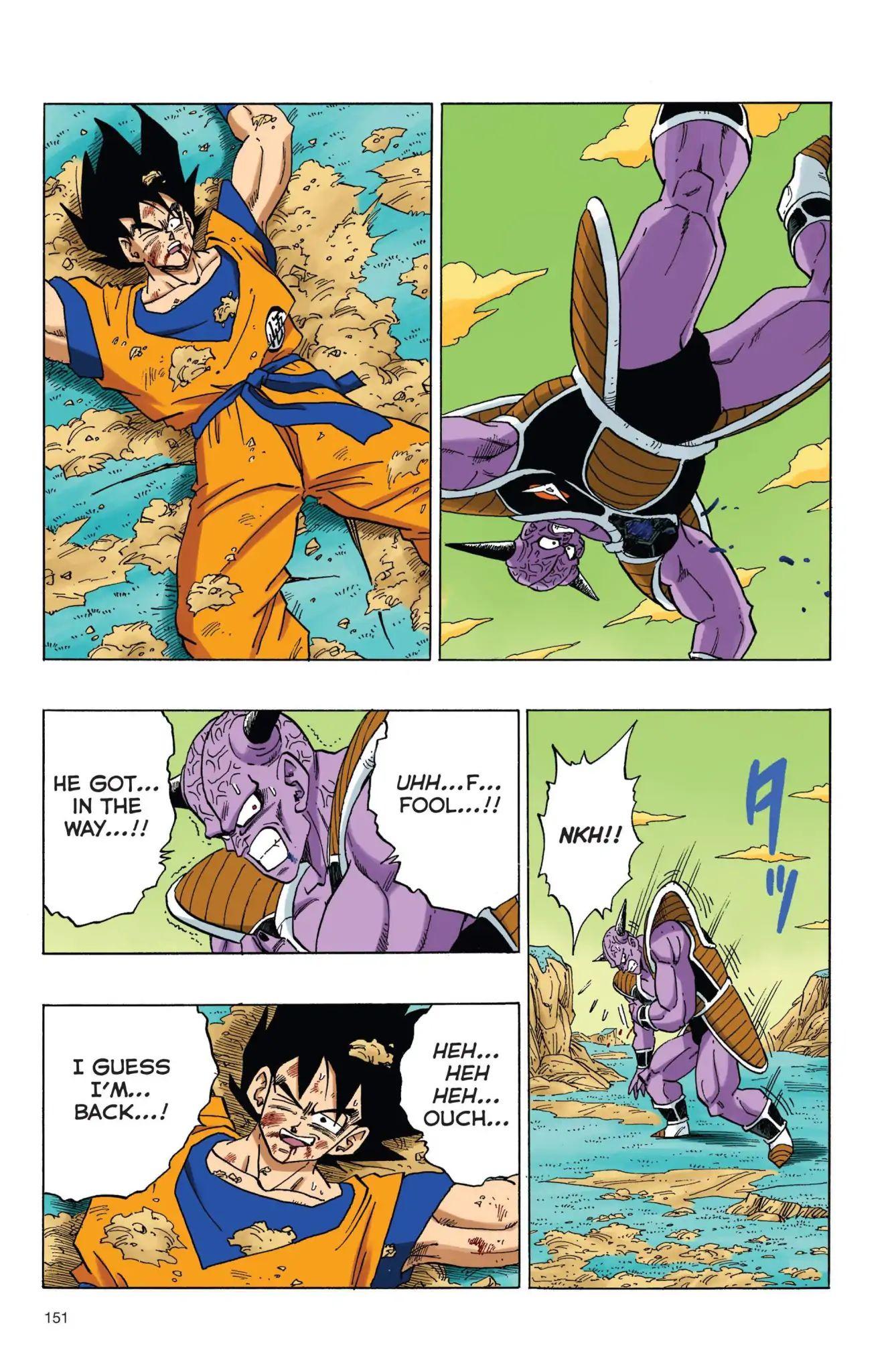 Dragon Ball Full Color Freeza Arc Chapter 45  Online Free Manga Read Image 4