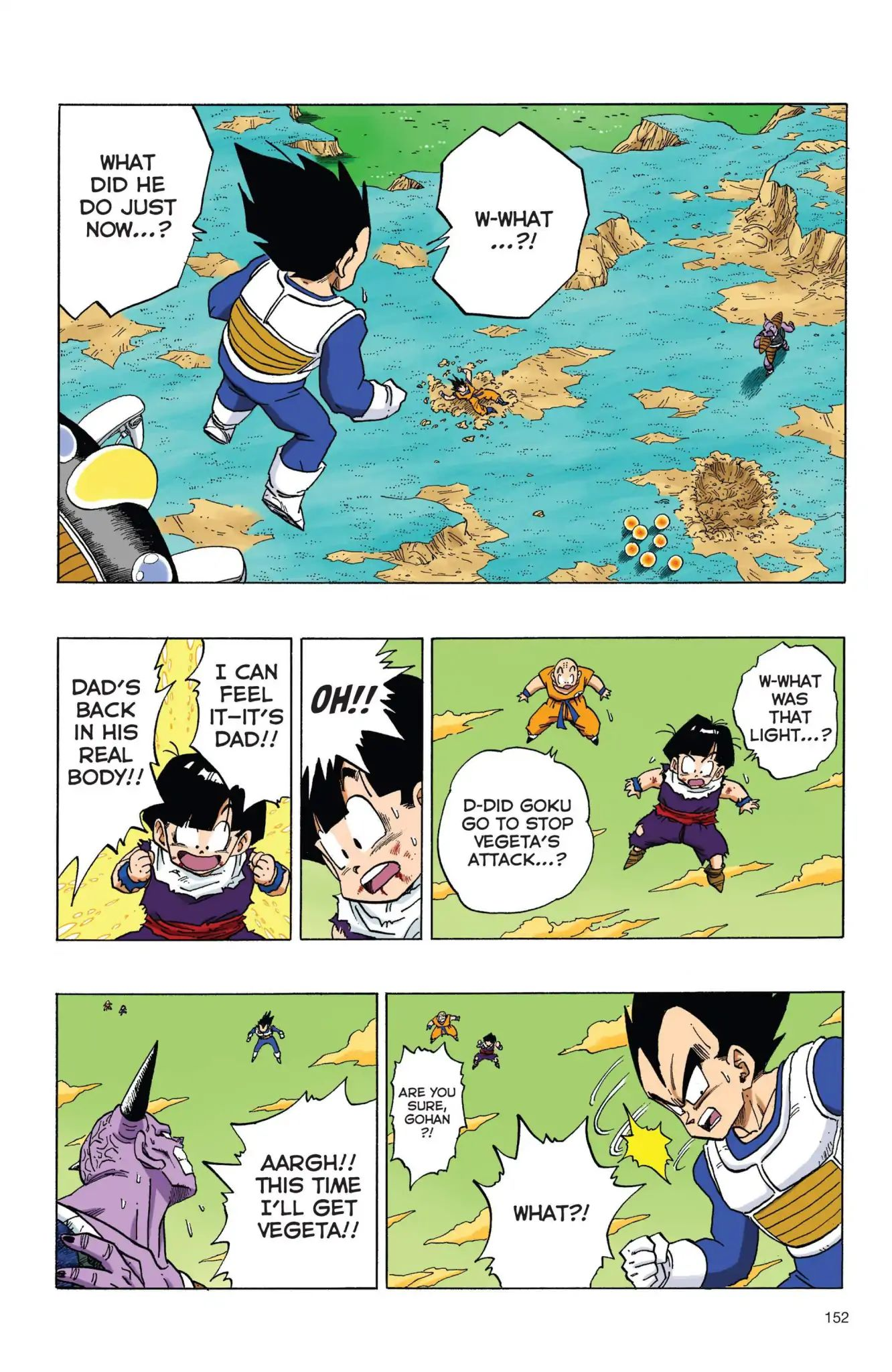 Dragon Ball Full Color Freeza Arc Chapter 45  Online Free Manga Read Image 5