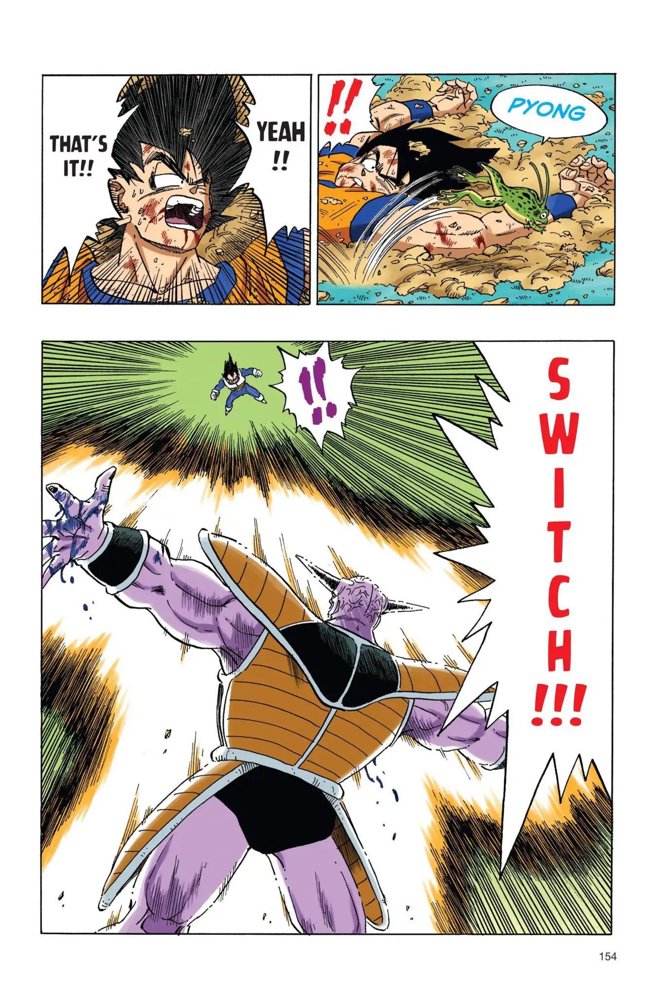 Dragon Ball Full Color Freeza Arc Chapter 45  Online Free Manga Read Image 7