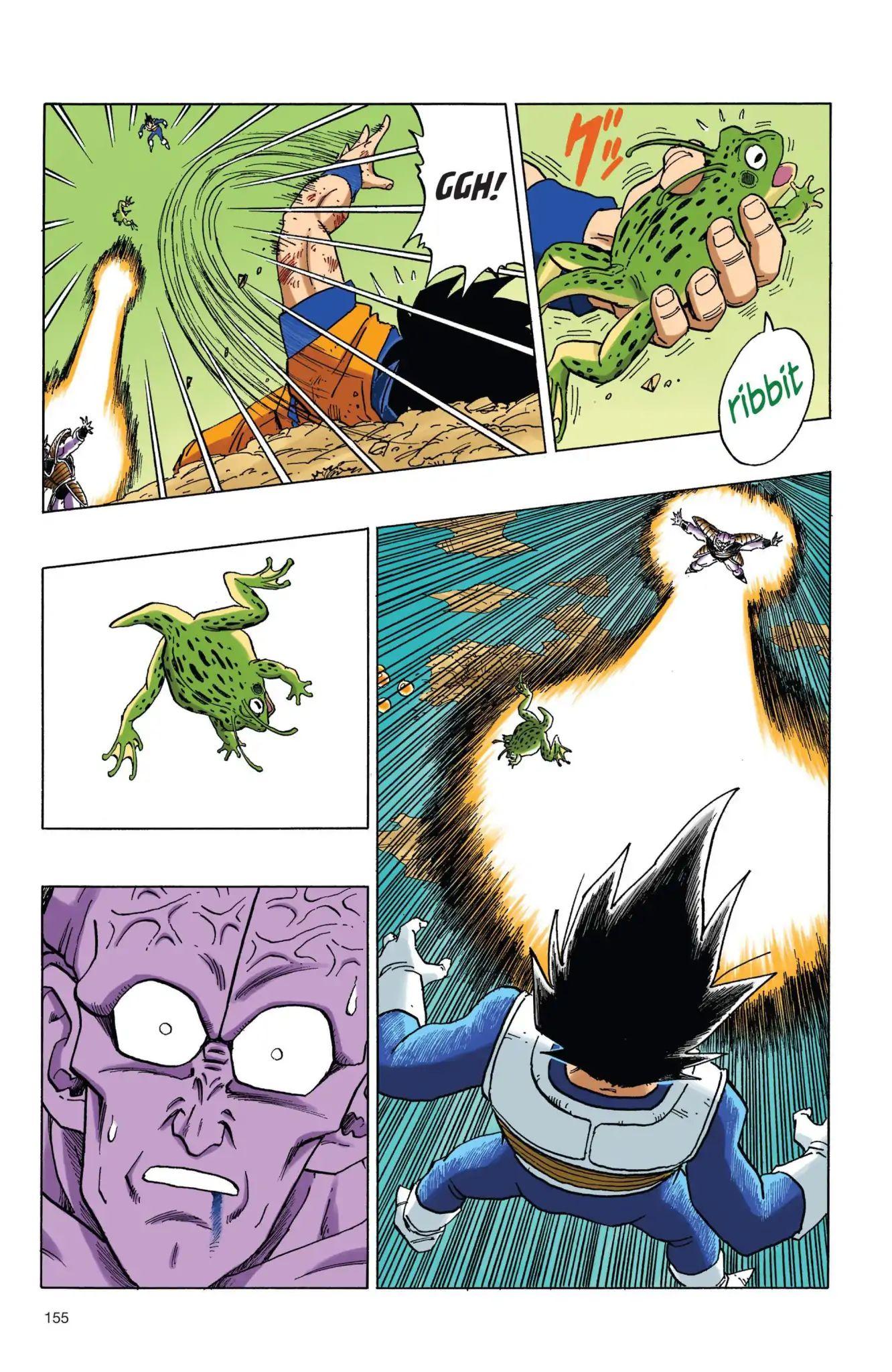 Dragon Ball Full Color Freeza Arc Chapter 45  Online Free Manga Read Image 8