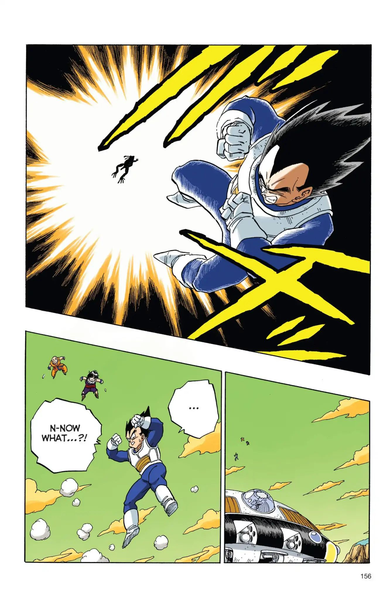 Dragon Ball Full Color Freeza Arc Chapter 45  Online Free Manga Read Image 9
