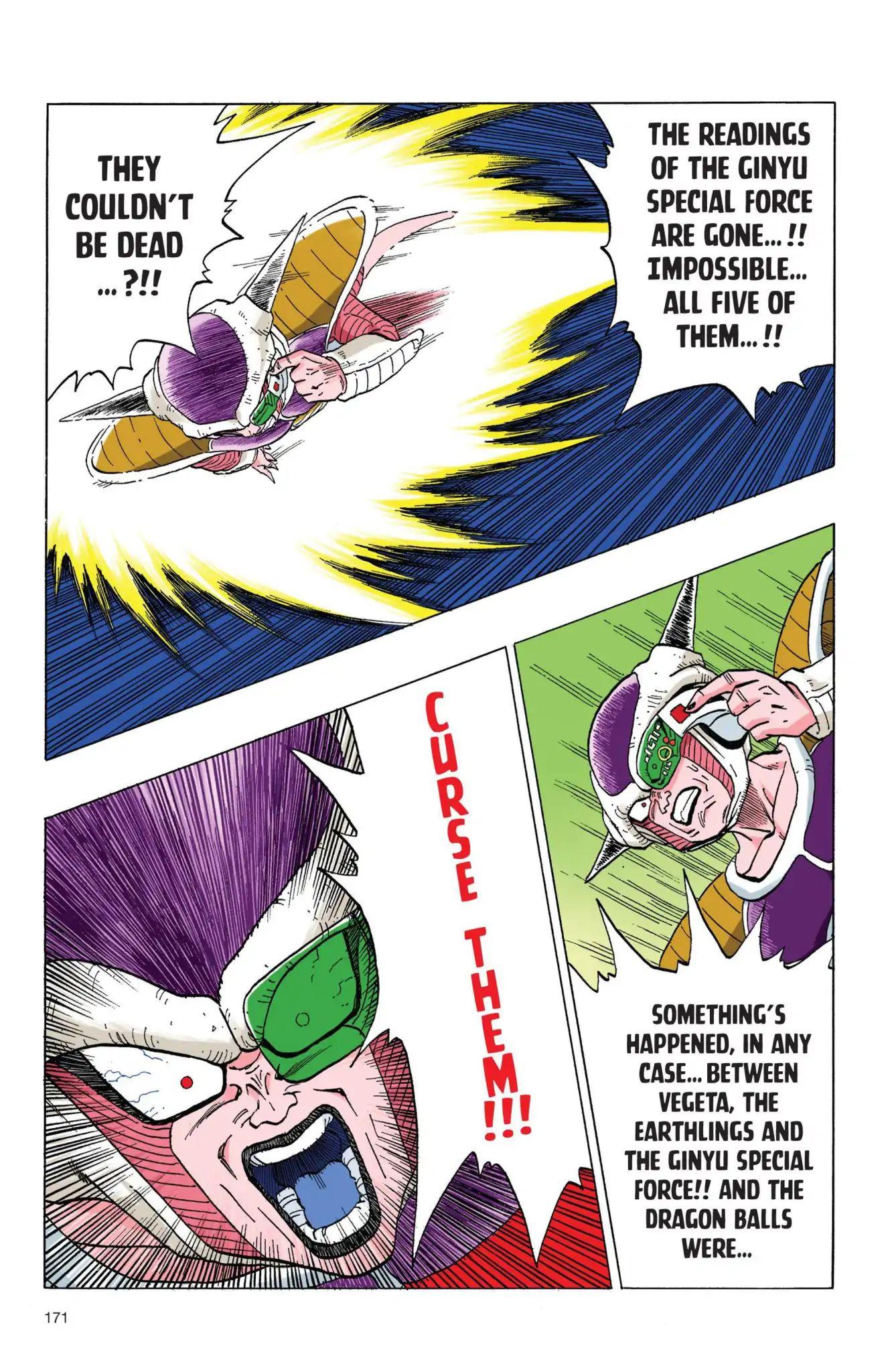 Dragon Ball Full Color Freeza Arc Chapter 46  Online Free Manga Read Image 10