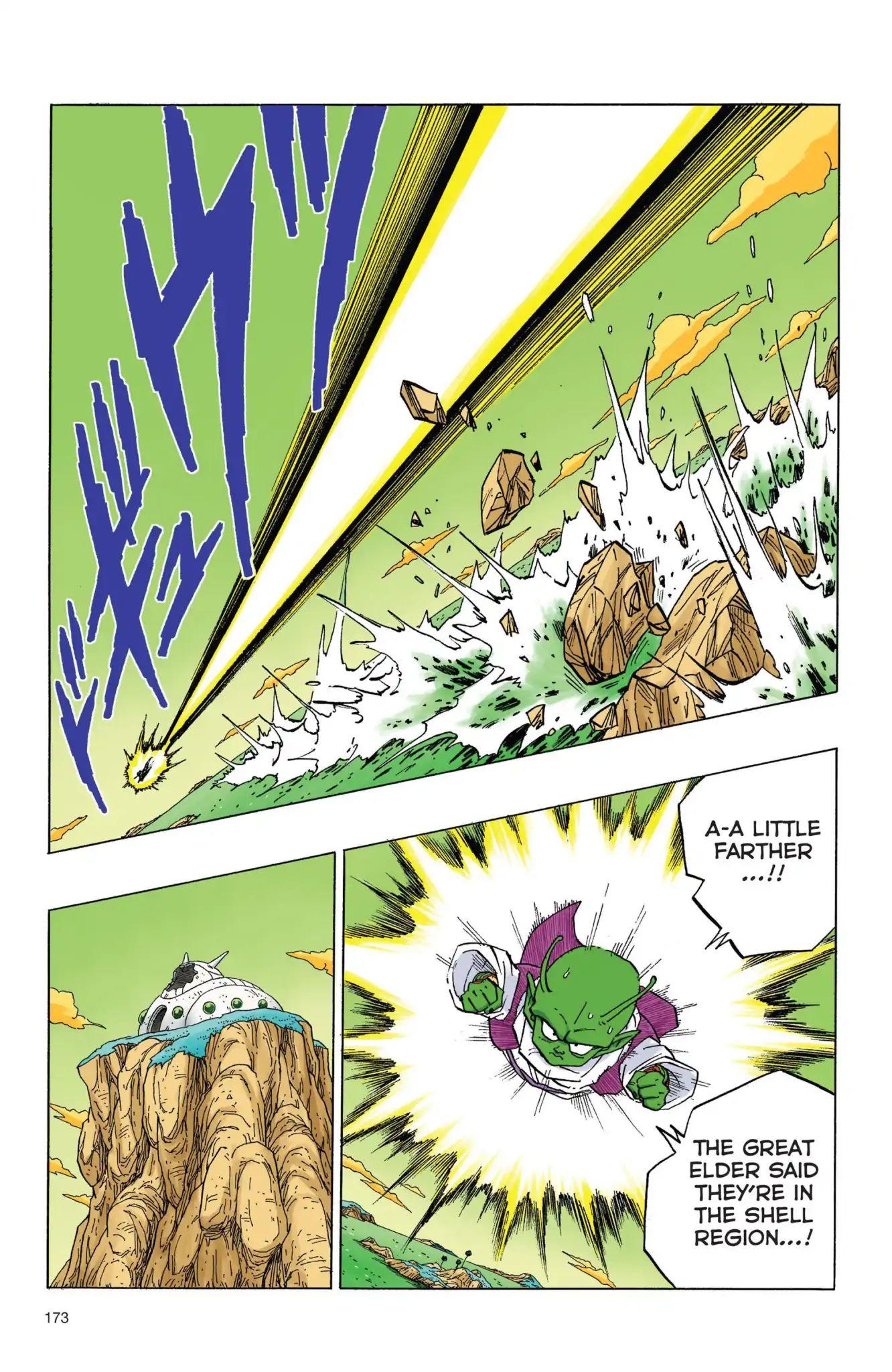 Dragon Ball Full Color Freeza Arc Chapter 46  Online Free Manga Read Image 12