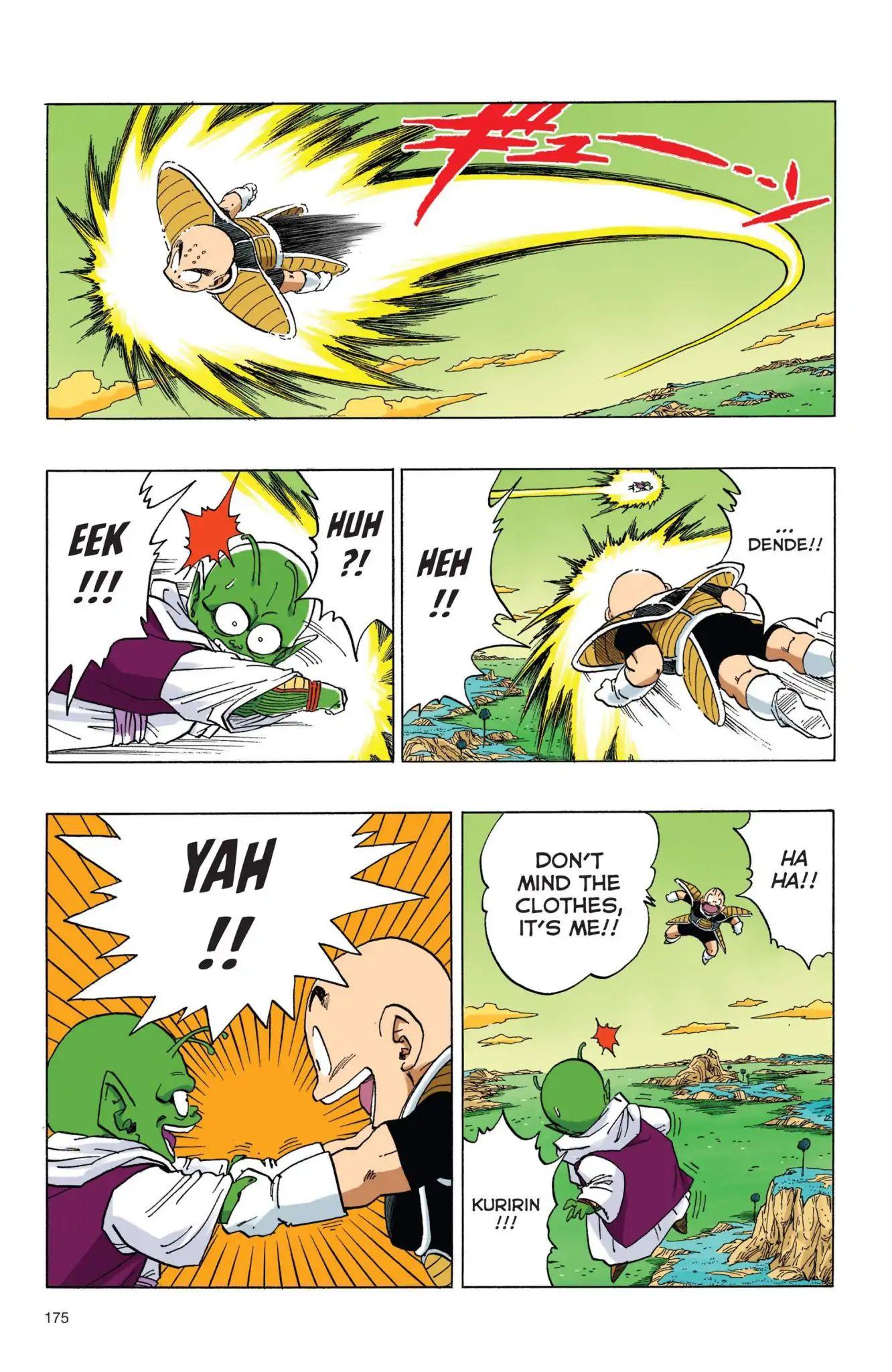 Dragon Ball Full Color Freeza Arc Chapter 46  Online Free Manga Read Image 14