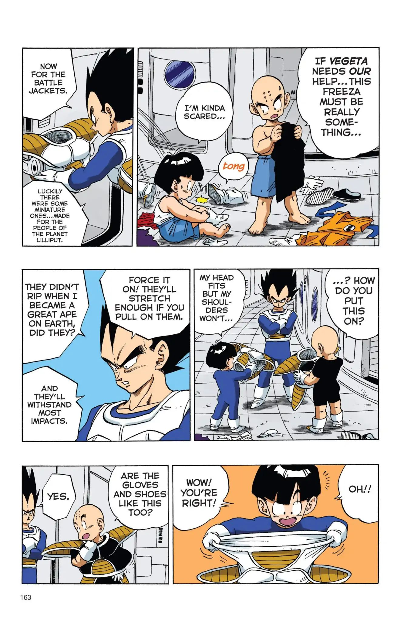 Dragon Ball Full Color Freeza Arc Chapter 46  Online Free Manga Read Image 2