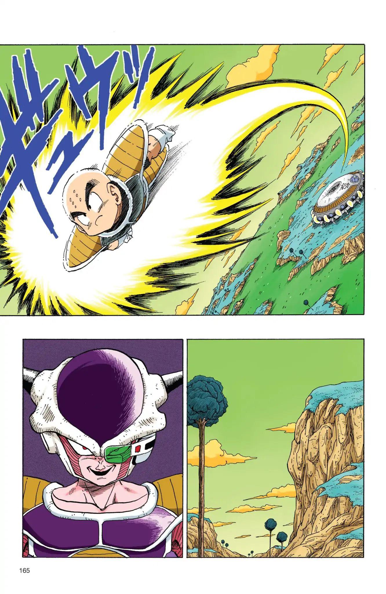Dragon Ball Full Color Freeza Arc Chapter 46  Online Free Manga Read Image 4