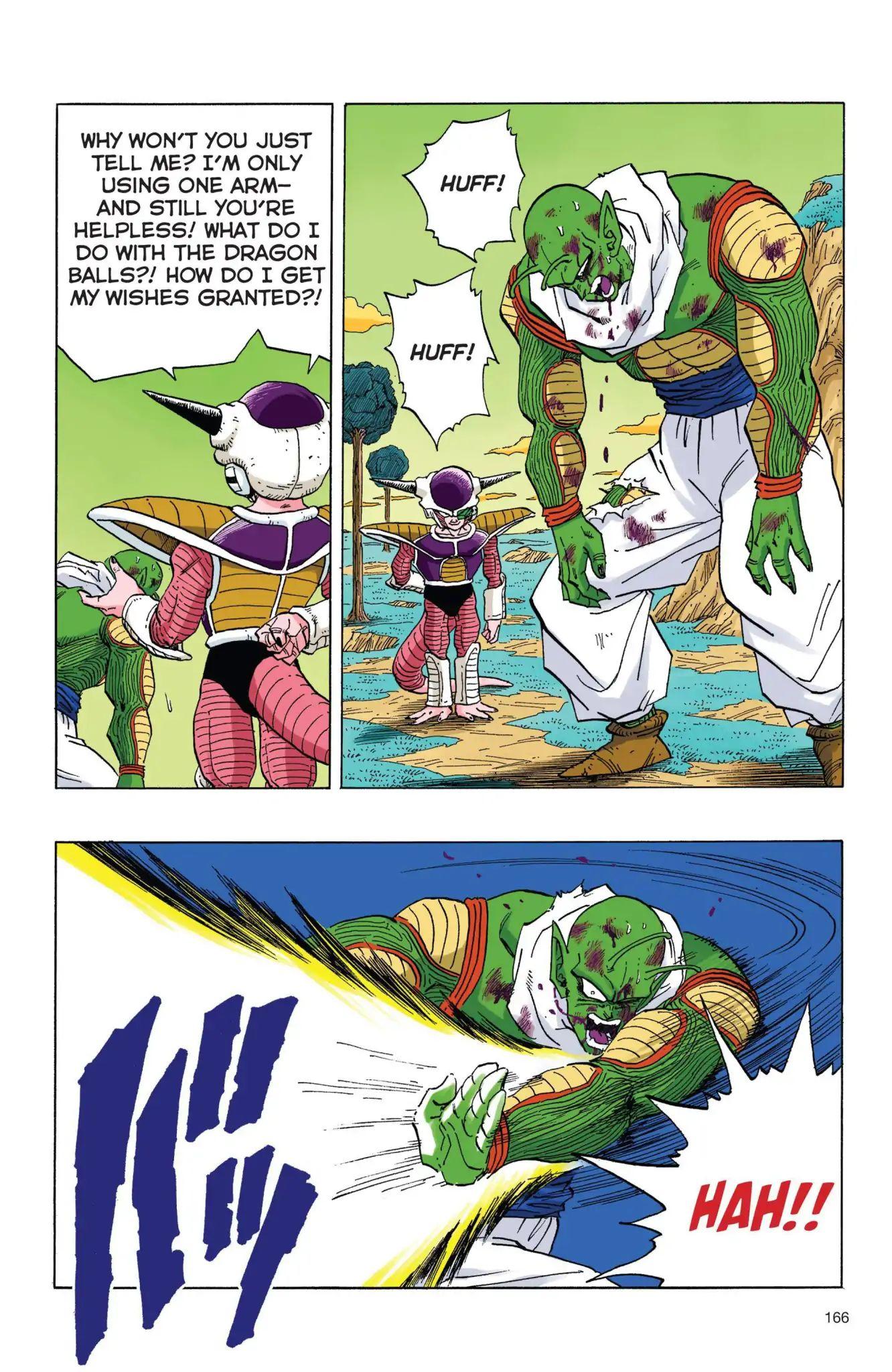 Dragon Ball Full Color Freeza Arc Chapter 46  Online Free Manga Read Image 5