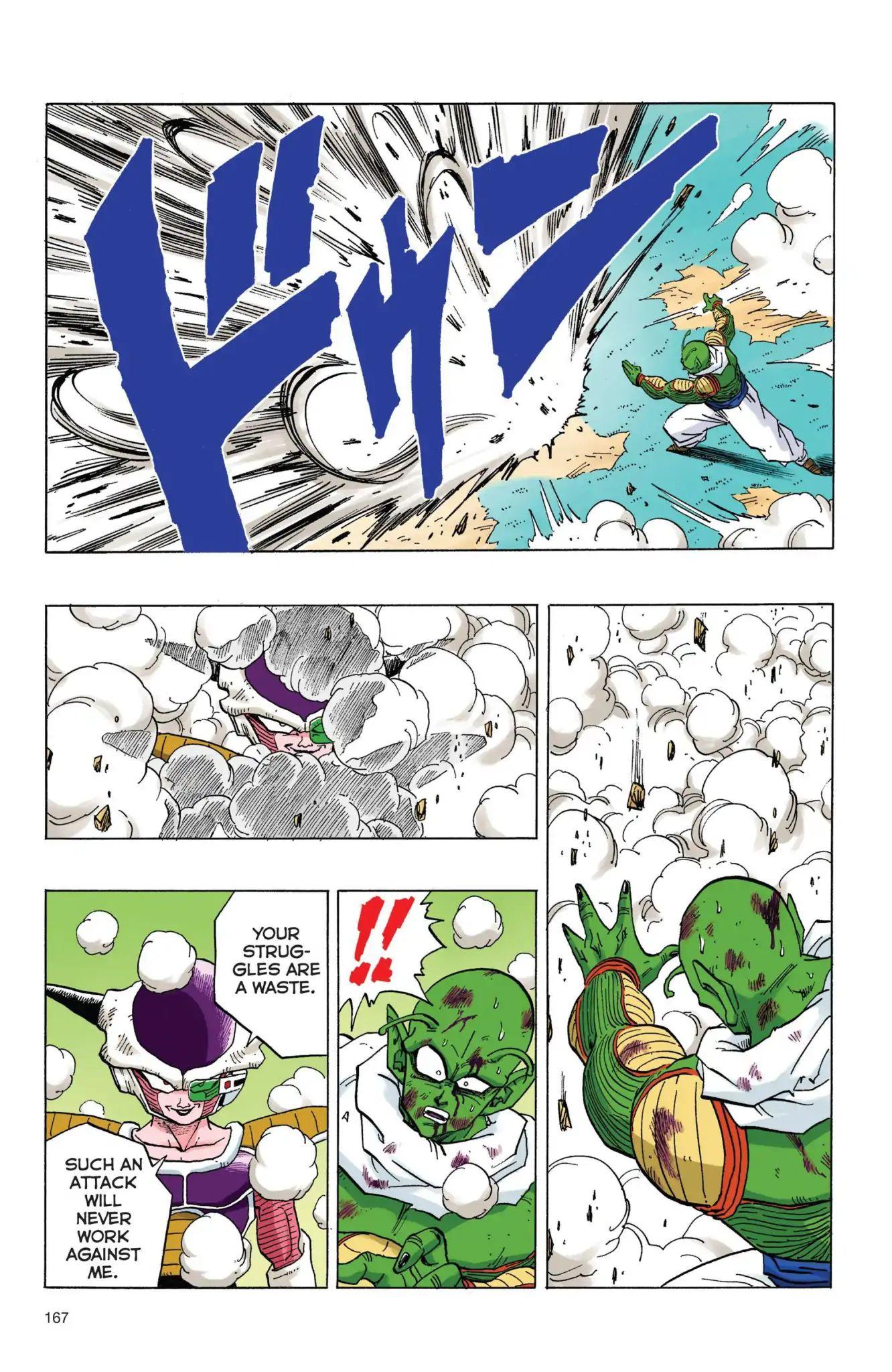 Dragon Ball Full Color Freeza Arc Chapter 46  Online Free Manga Read Image 6