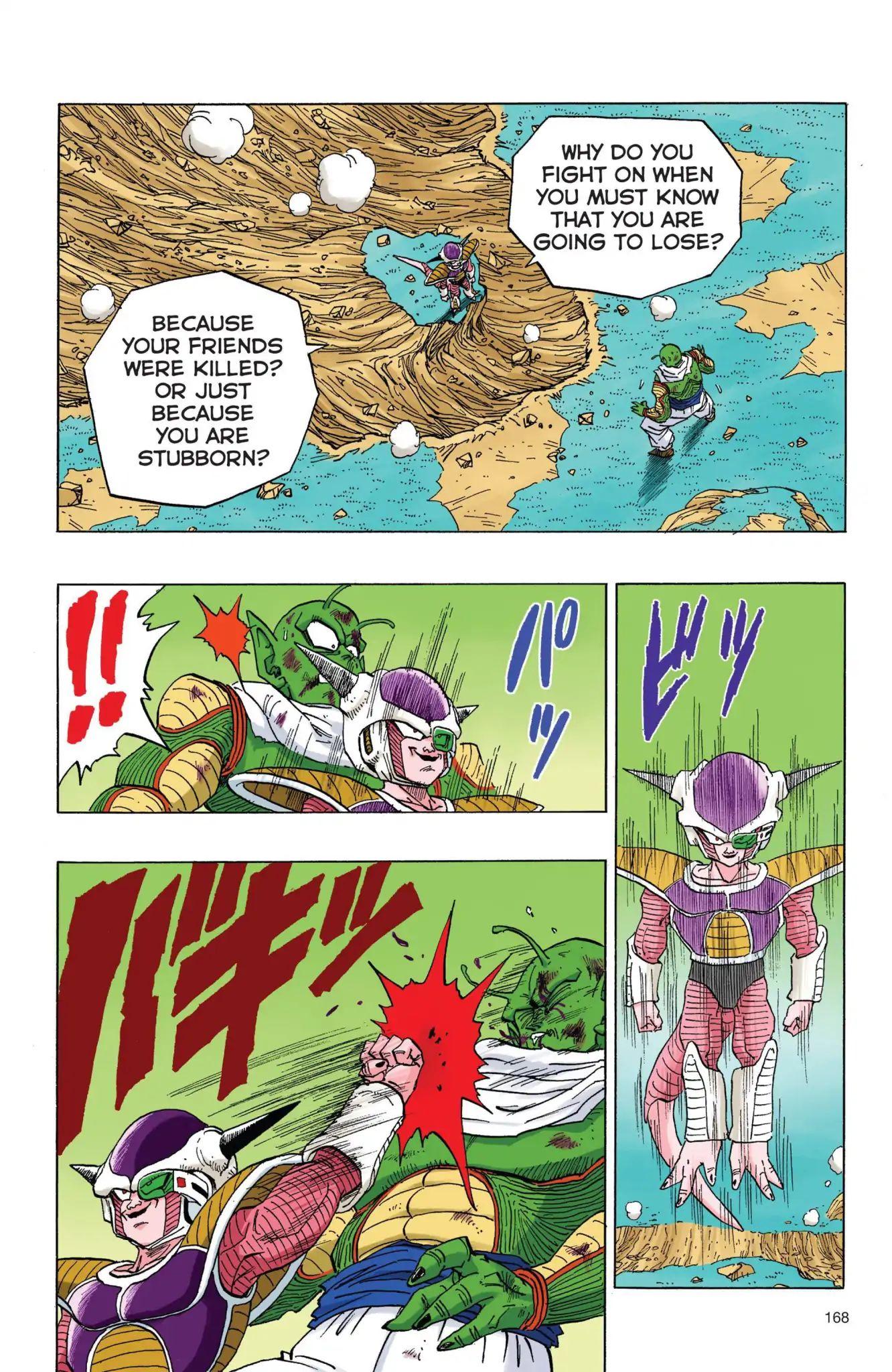 Dragon Ball Full Color Freeza Arc Chapter 46  Online Free Manga Read Image 7