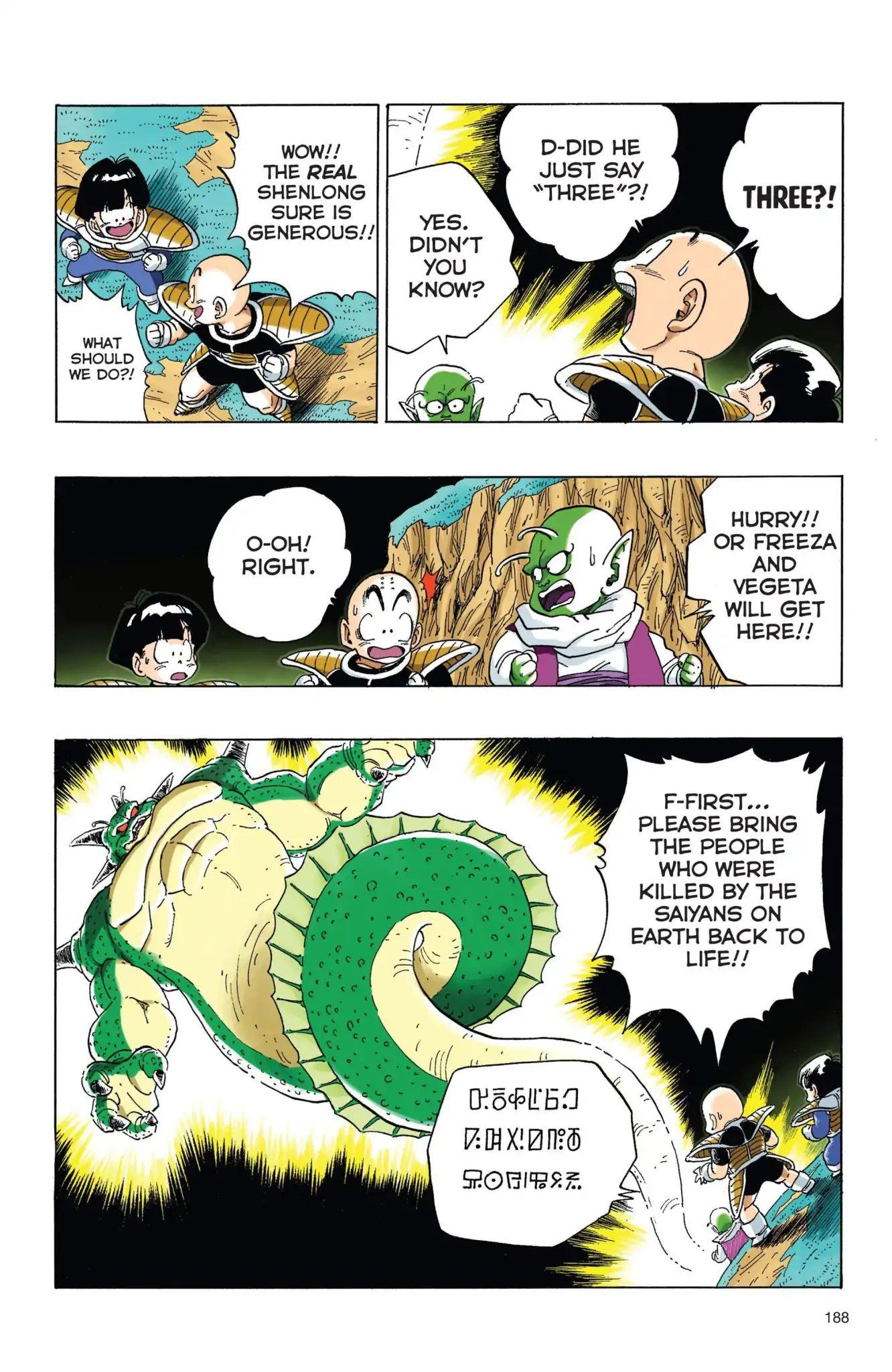 Dragon Ball Full Color Freeza Arc Chapter 47  Online Free Manga Read Image 13