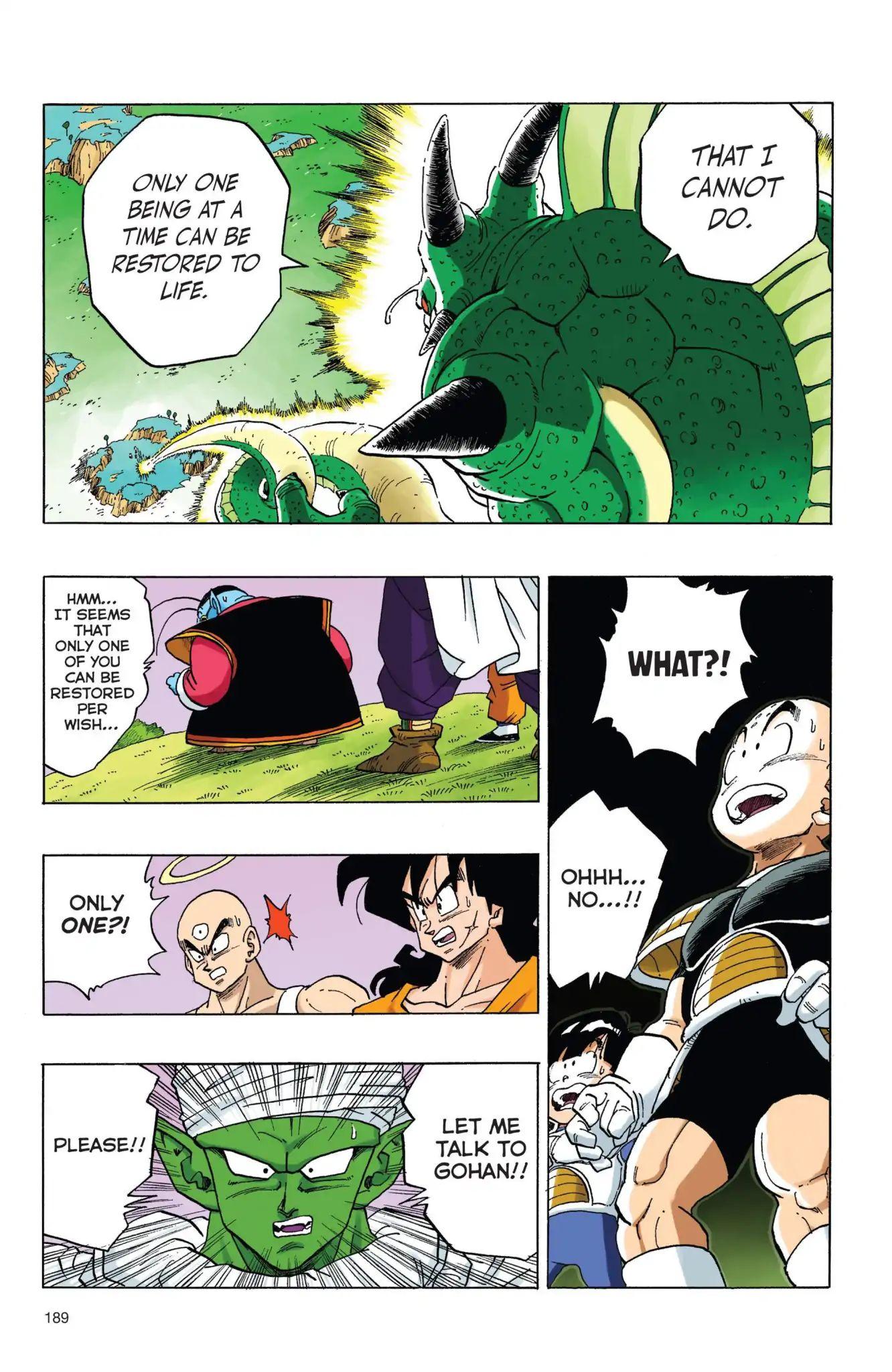 Dragon Ball Full Color Freeza Arc Chapter 47  Online Free Manga Read Image 14