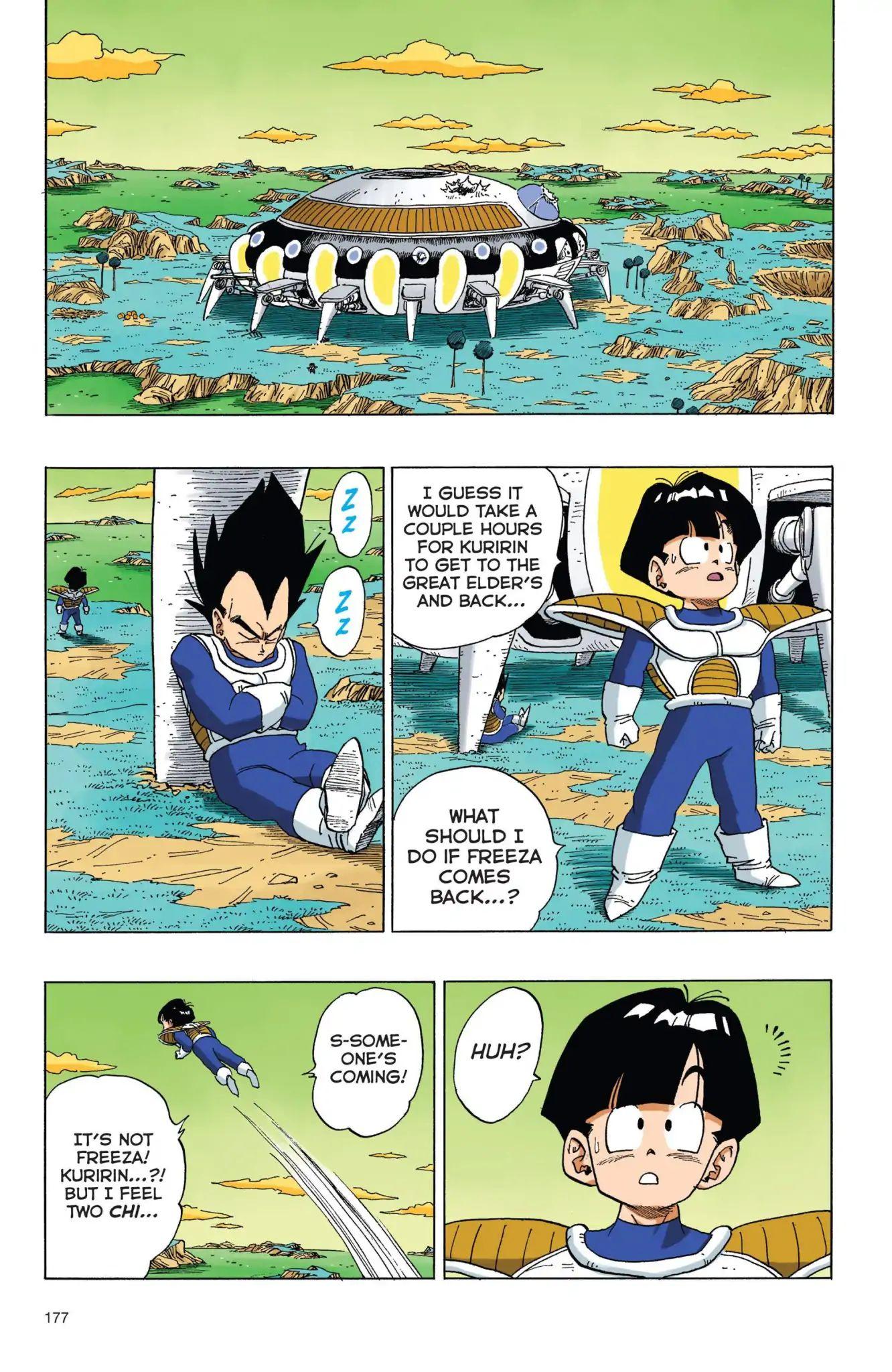 Dragon Ball Full Color Freeza Arc Chapter 47  Online Free Manga Read Image 2