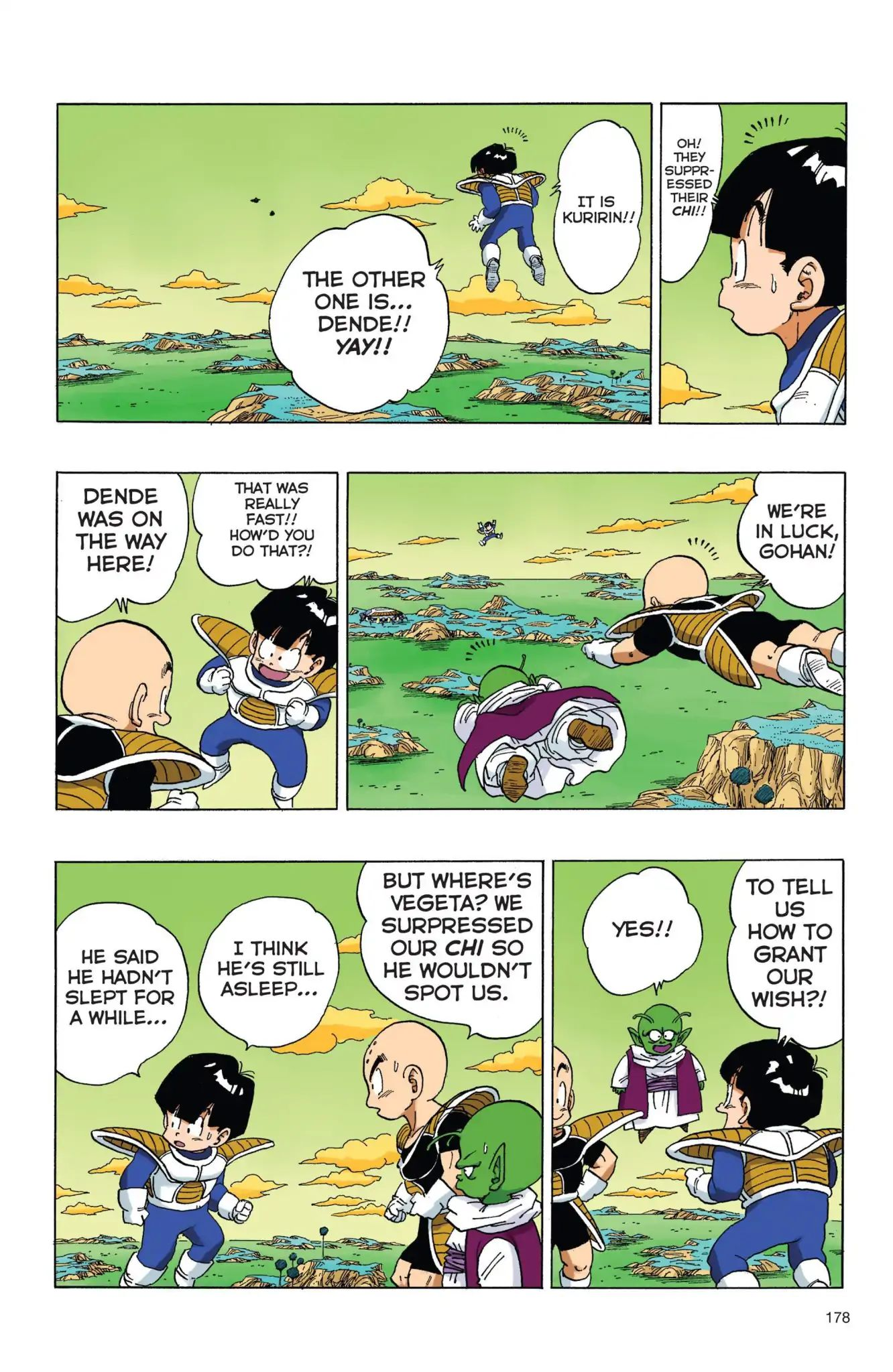 Dragon Ball Full Color Freeza Arc Chapter 47  Online Free Manga Read Image 3