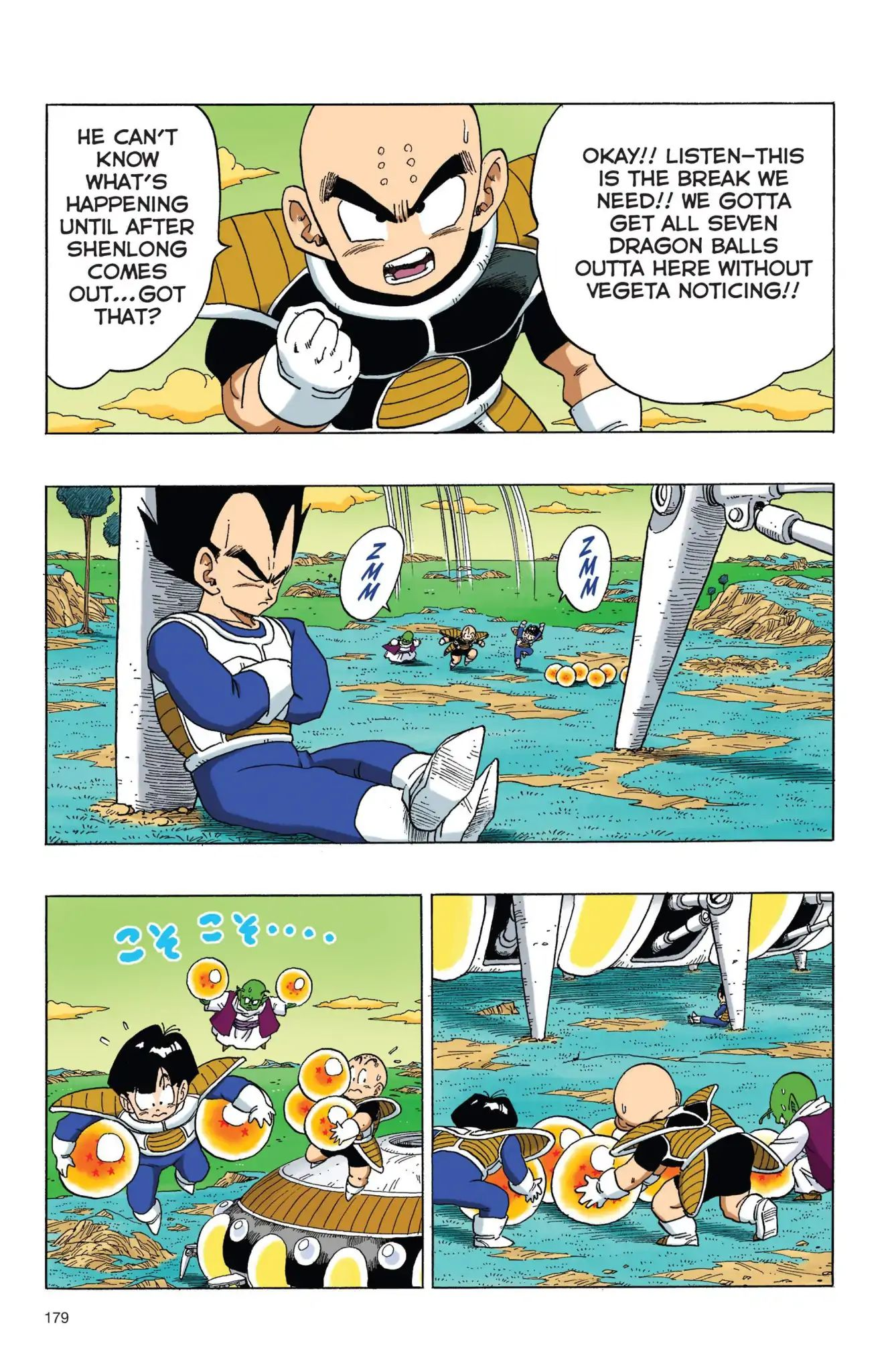 Dragon Ball Full Color Freeza Arc Chapter 47  Online Free Manga Read Image 4