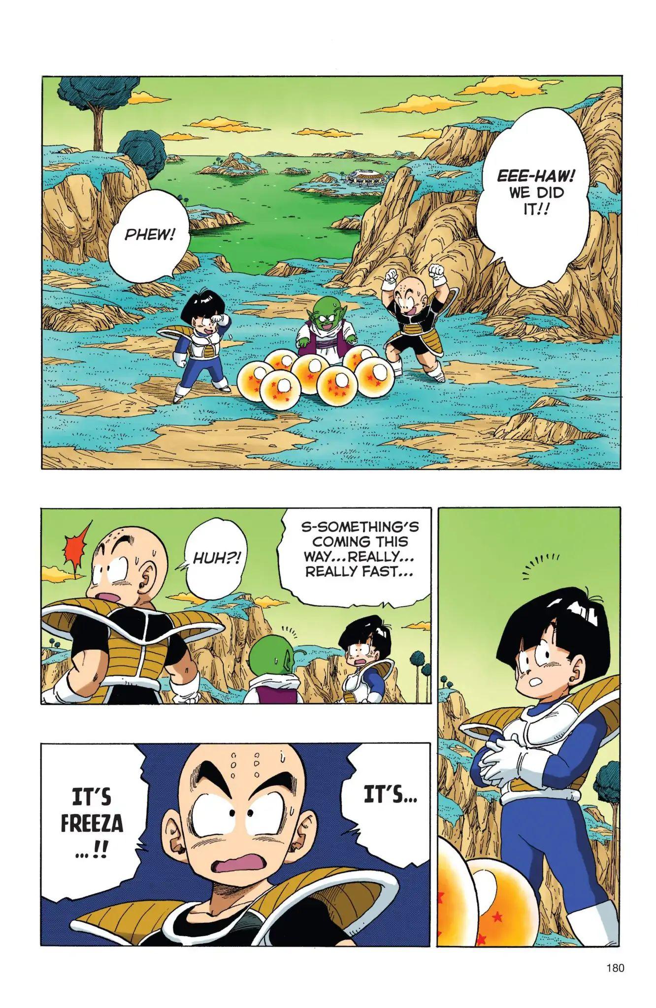 Dragon Ball Full Color Freeza Arc Chapter 47  Online Free Manga Read Image 5
