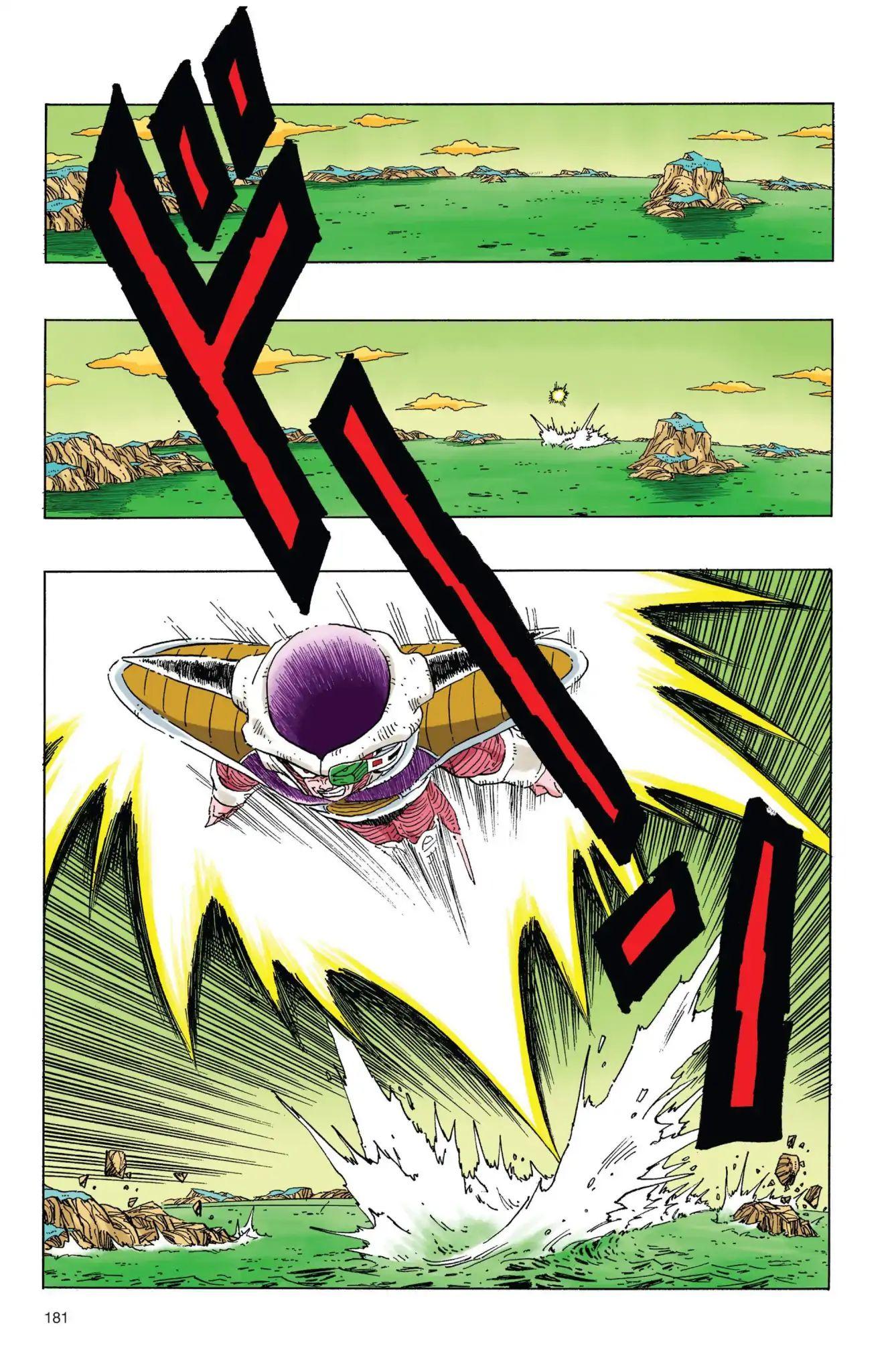 Dragon Ball Full Color Freeza Arc Chapter 47  Online Free Manga Read Image 6