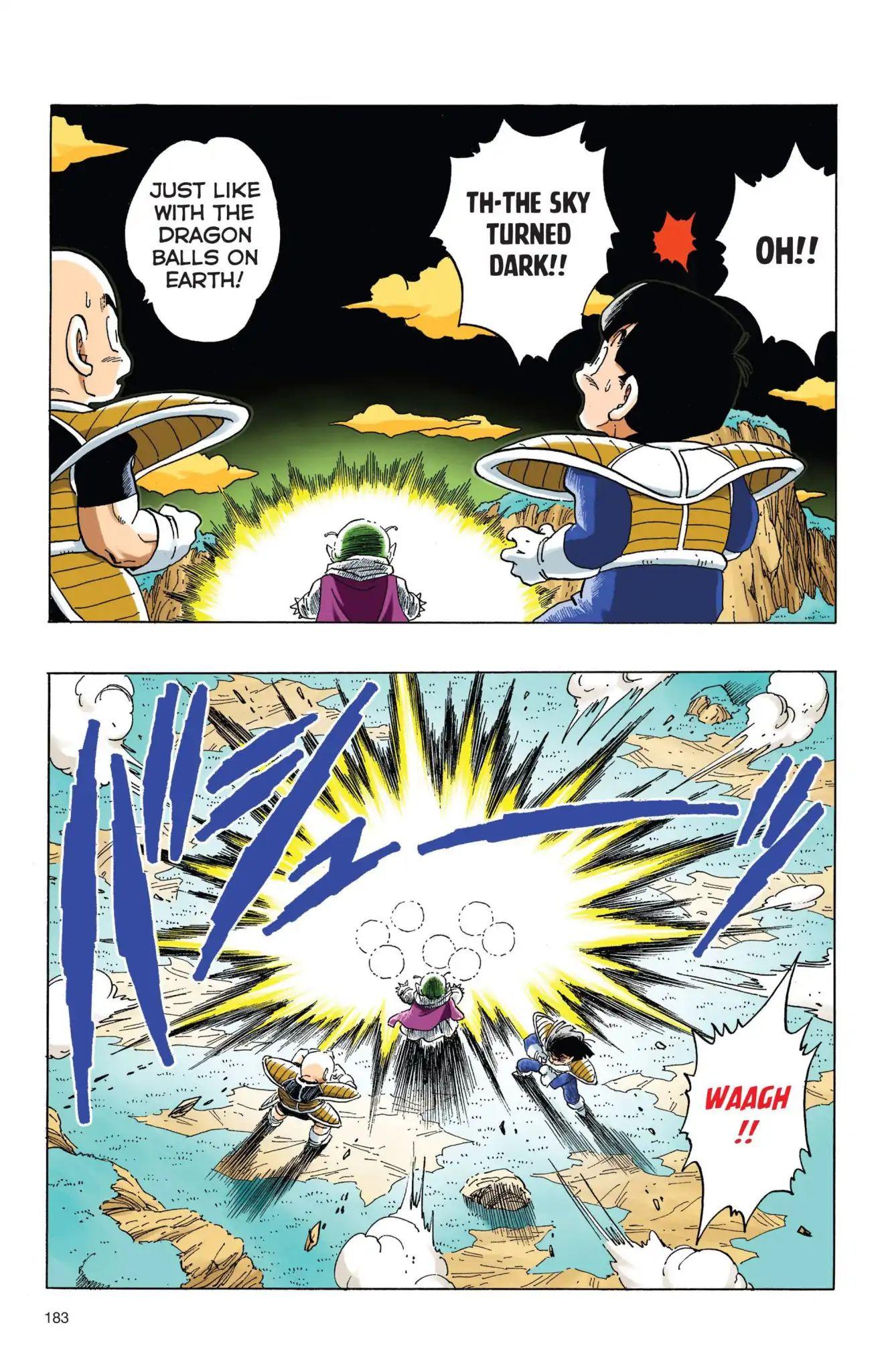 Dragon Ball Full Color Freeza Arc Chapter 47  Online Free Manga Read Image 8