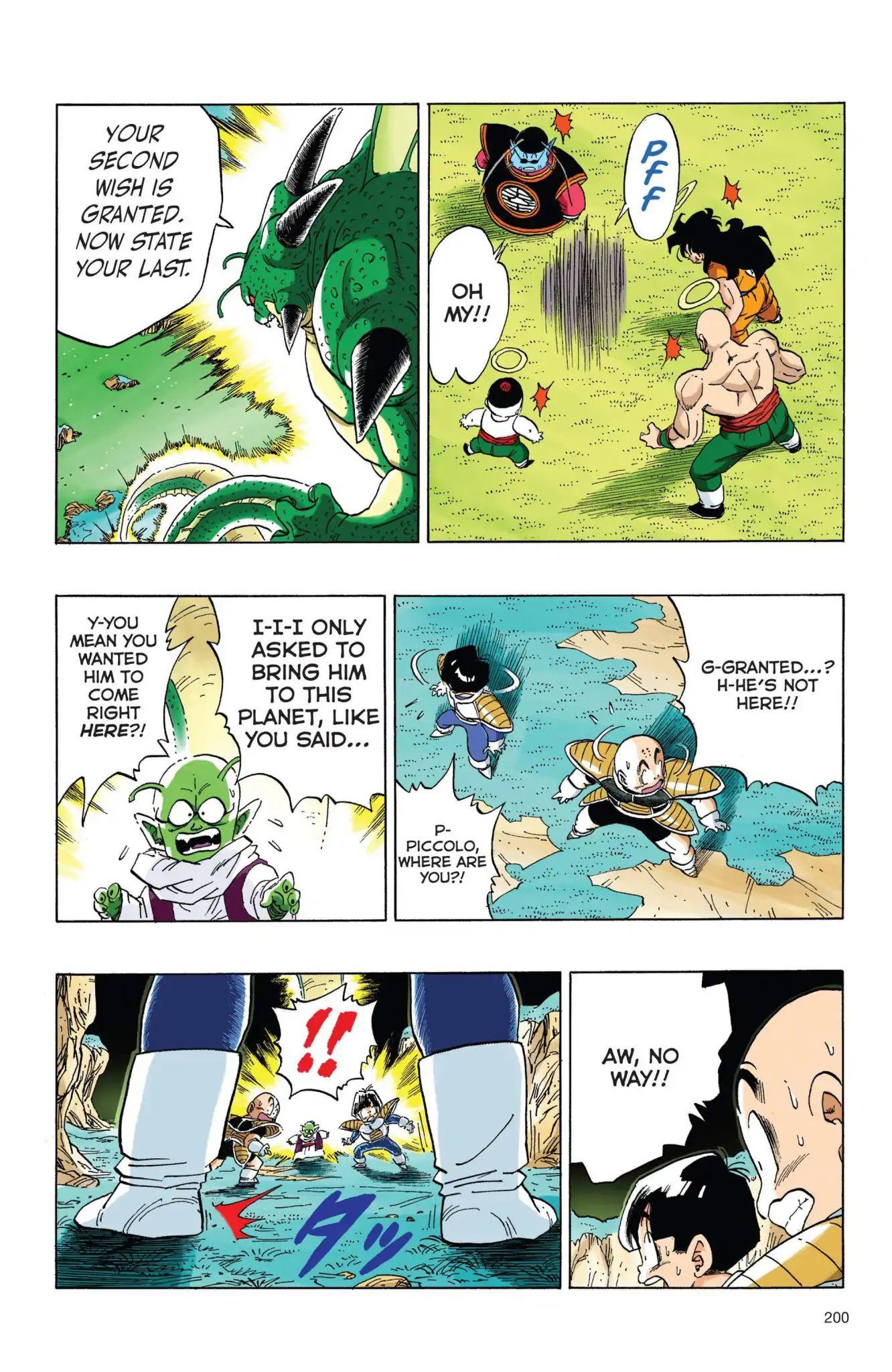 Dragon Ball Full Color Freeza Arc Chapter 48  Online Free Manga Read Image 11