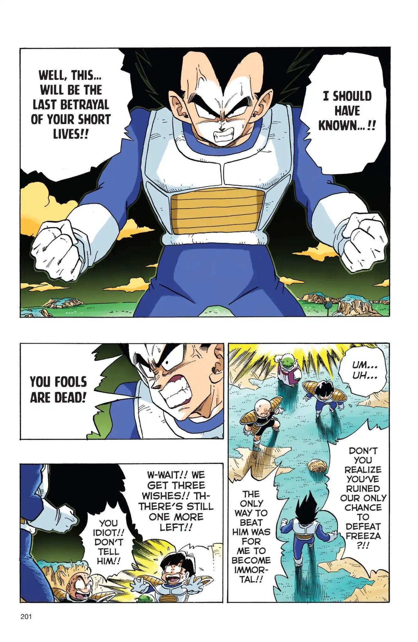 Dragon Ball Full Color Freeza Arc Chapter 48  Online Free Manga Read Image 12