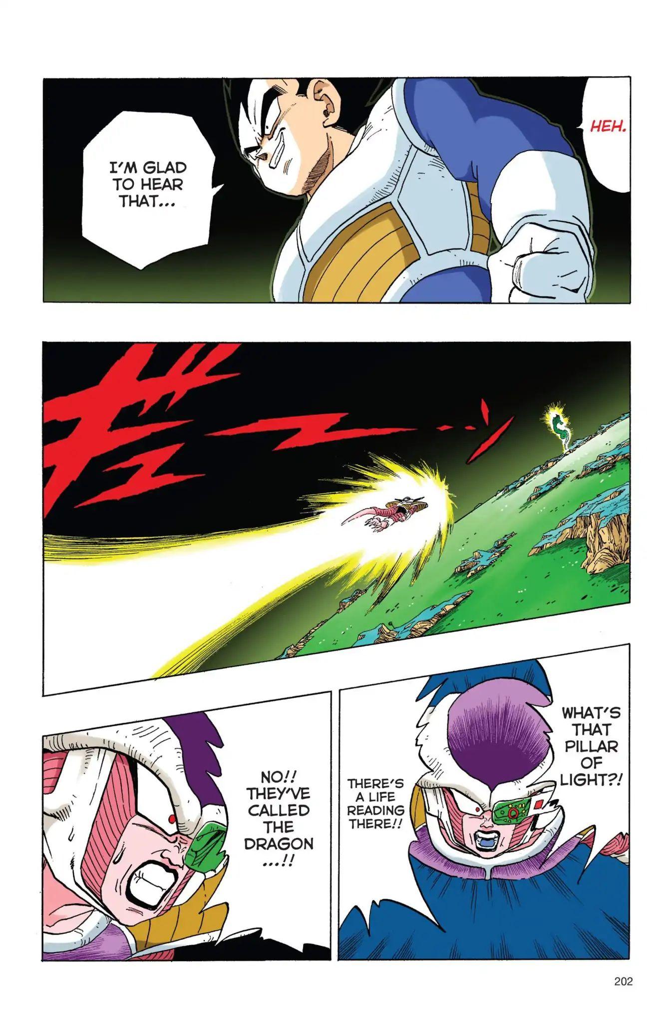 Dragon Ball Full Color Freeza Arc Chapter 48  Online Free Manga Read Image 13
