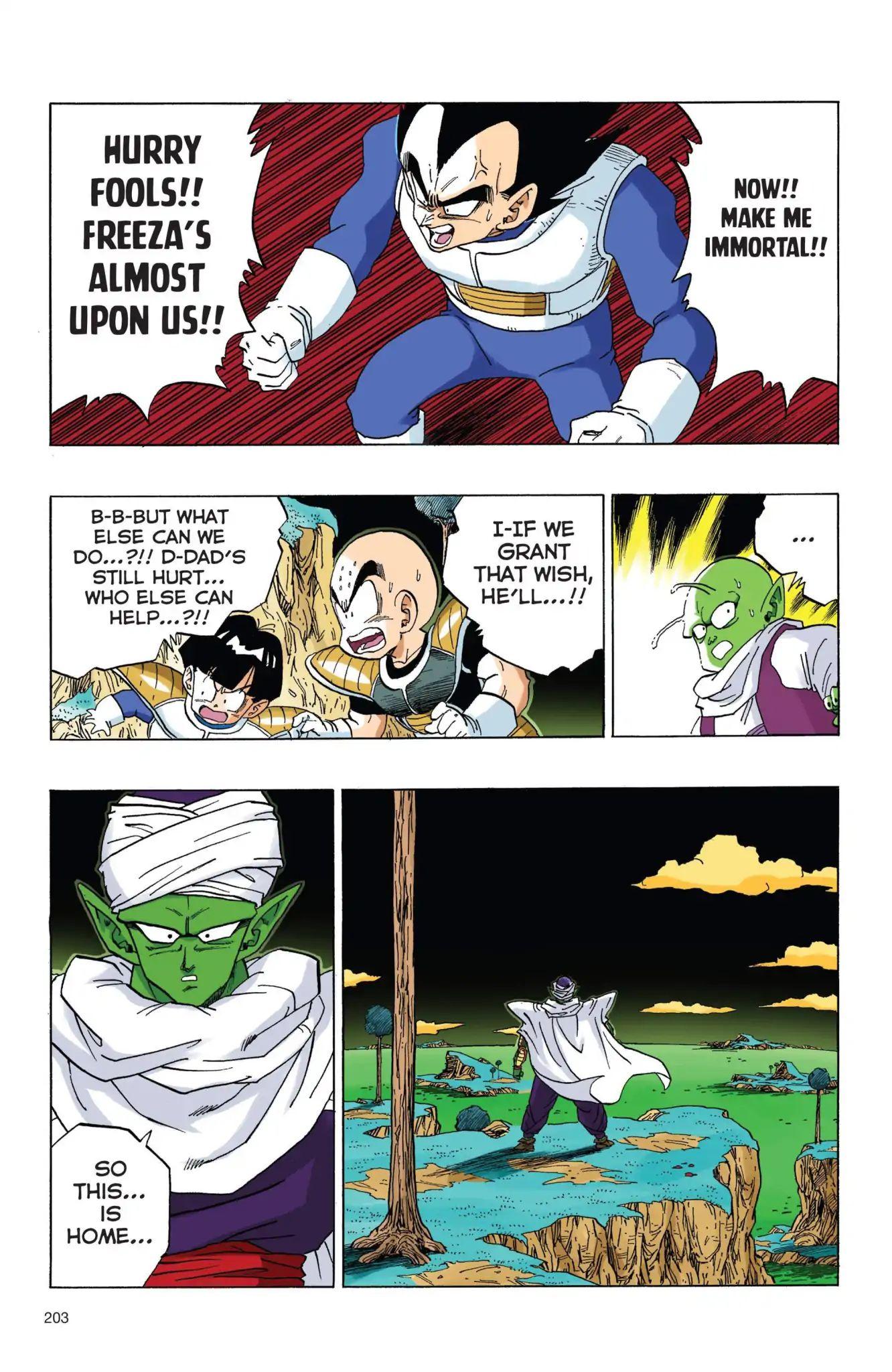 Dragon Ball Full Color Freeza Arc Chapter 48  Online Free Manga Read Image 14