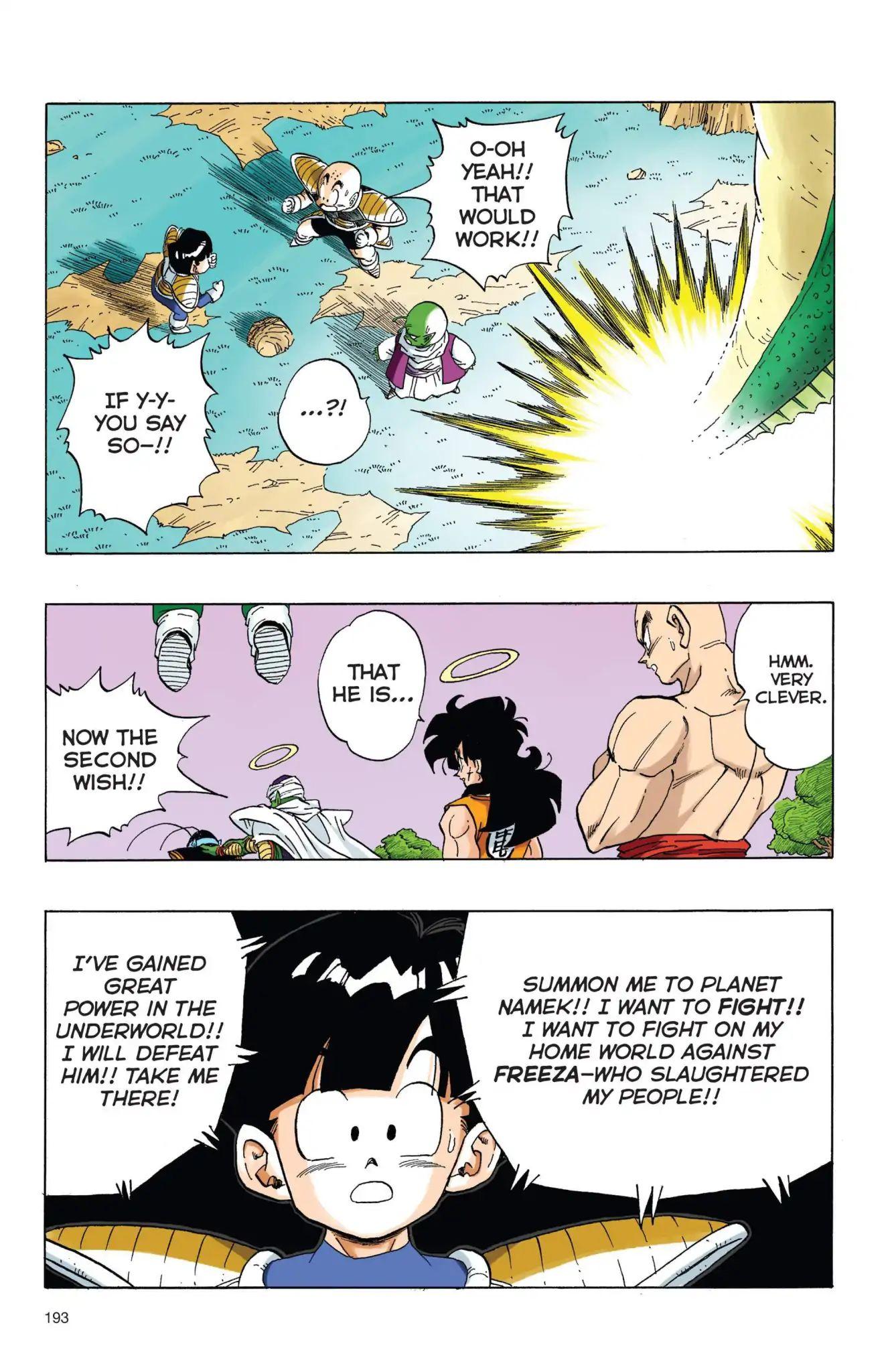 Dragon Ball Full Color Freeza Arc Chapter 48  Online Free Manga Read Image 4