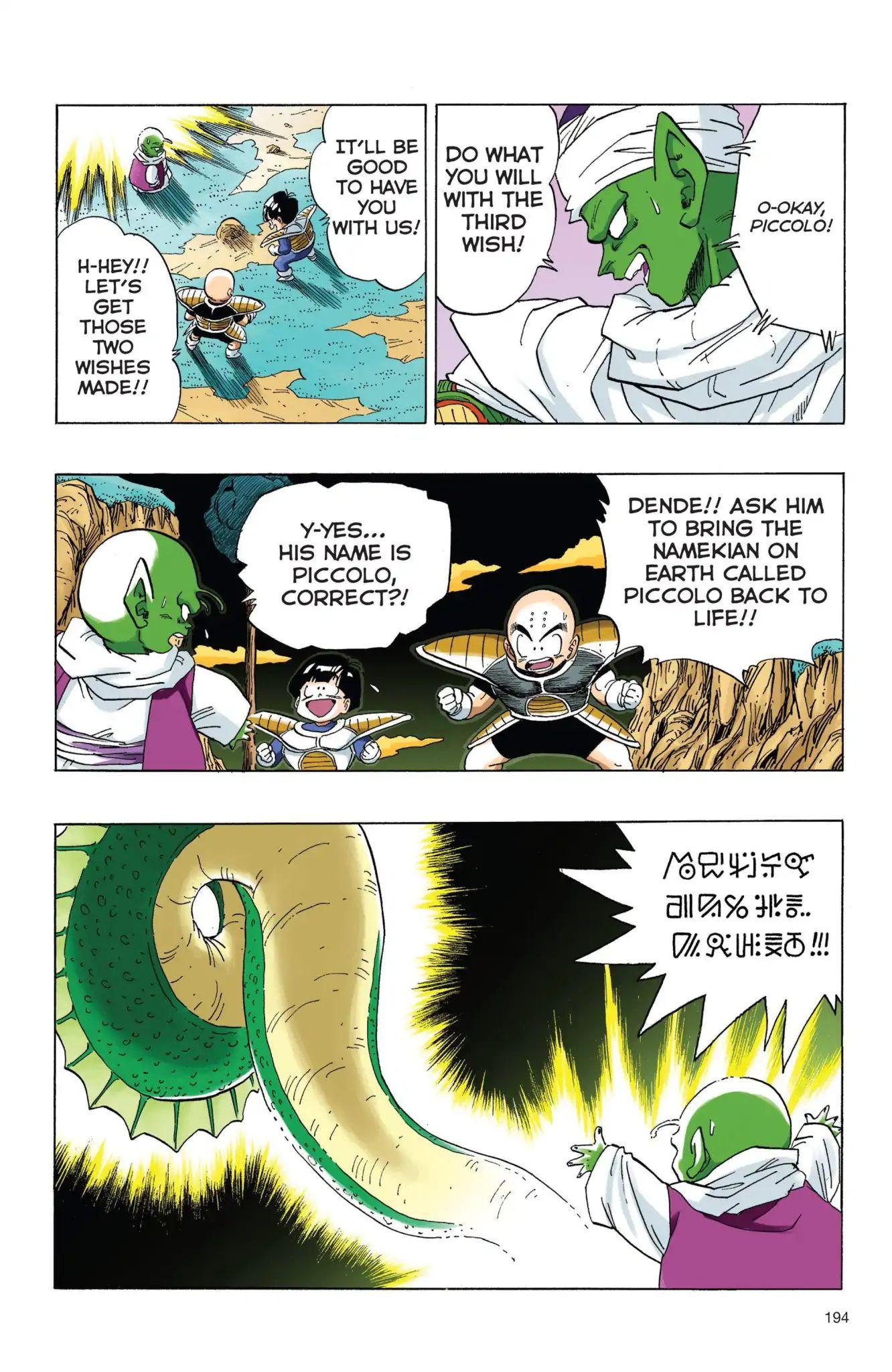 Dragon Ball Full Color Freeza Arc Chapter 48  Online Free Manga Read Image 5