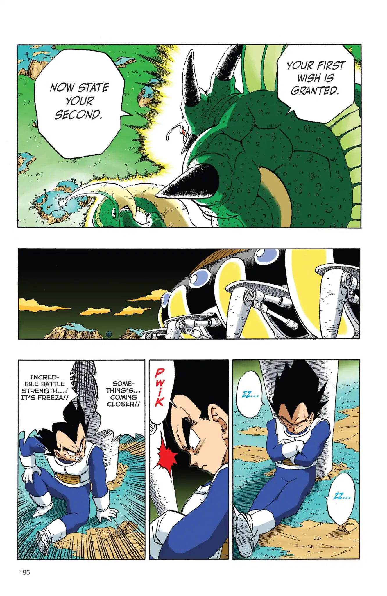 Dragon Ball Full Color Freeza Arc Chapter 48  Online Free Manga Read Image 6
