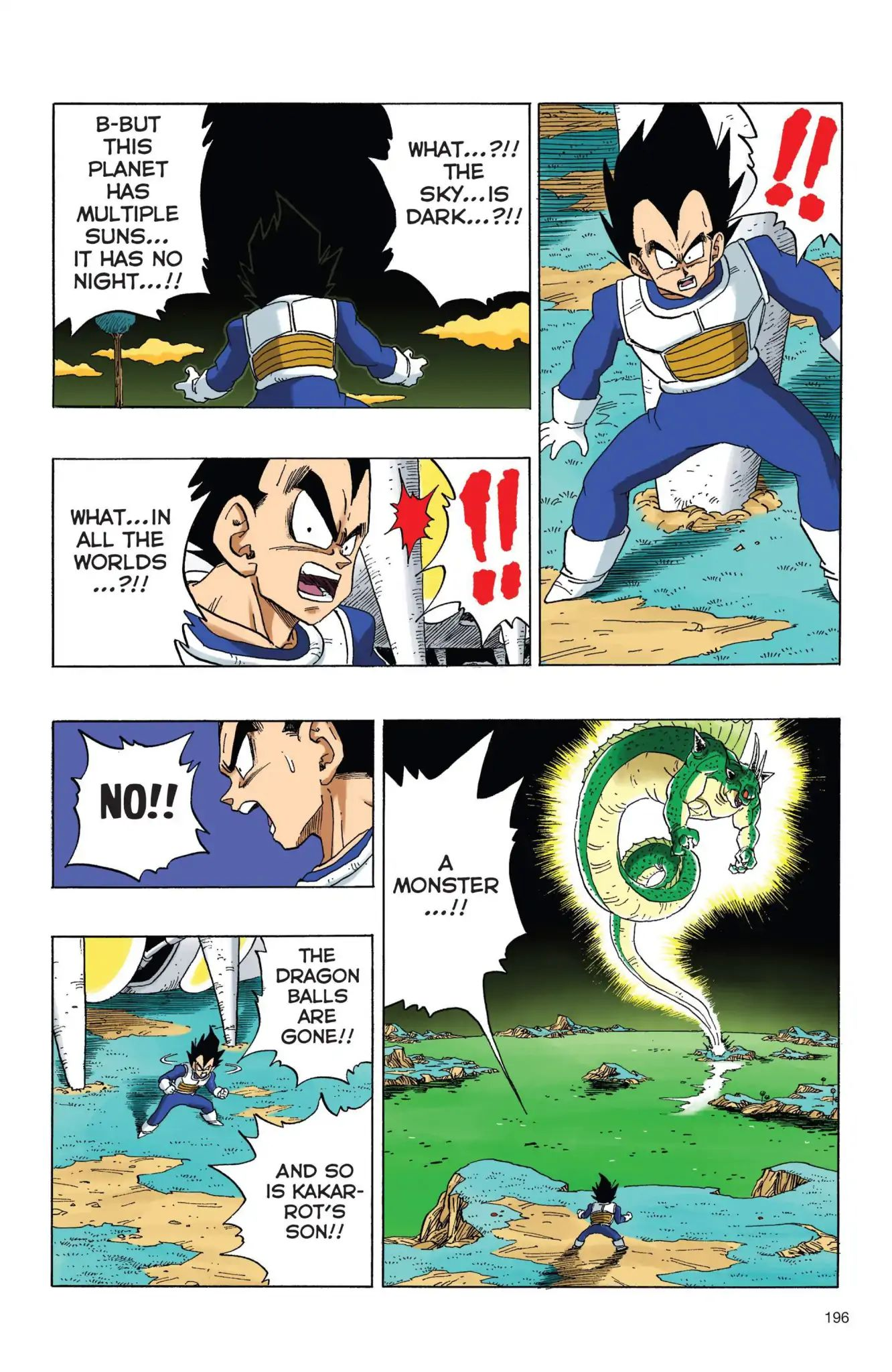 Dragon Ball Full Color Freeza Arc Chapter 48  Online Free Manga Read Image 7