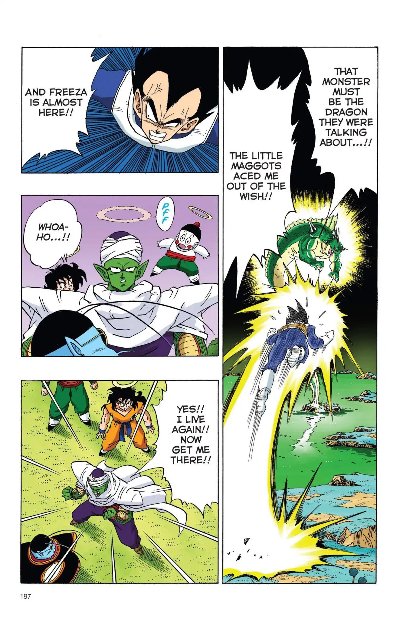Dragon Ball Full Color Freeza Arc Chapter 48  Online Free Manga Read Image 8