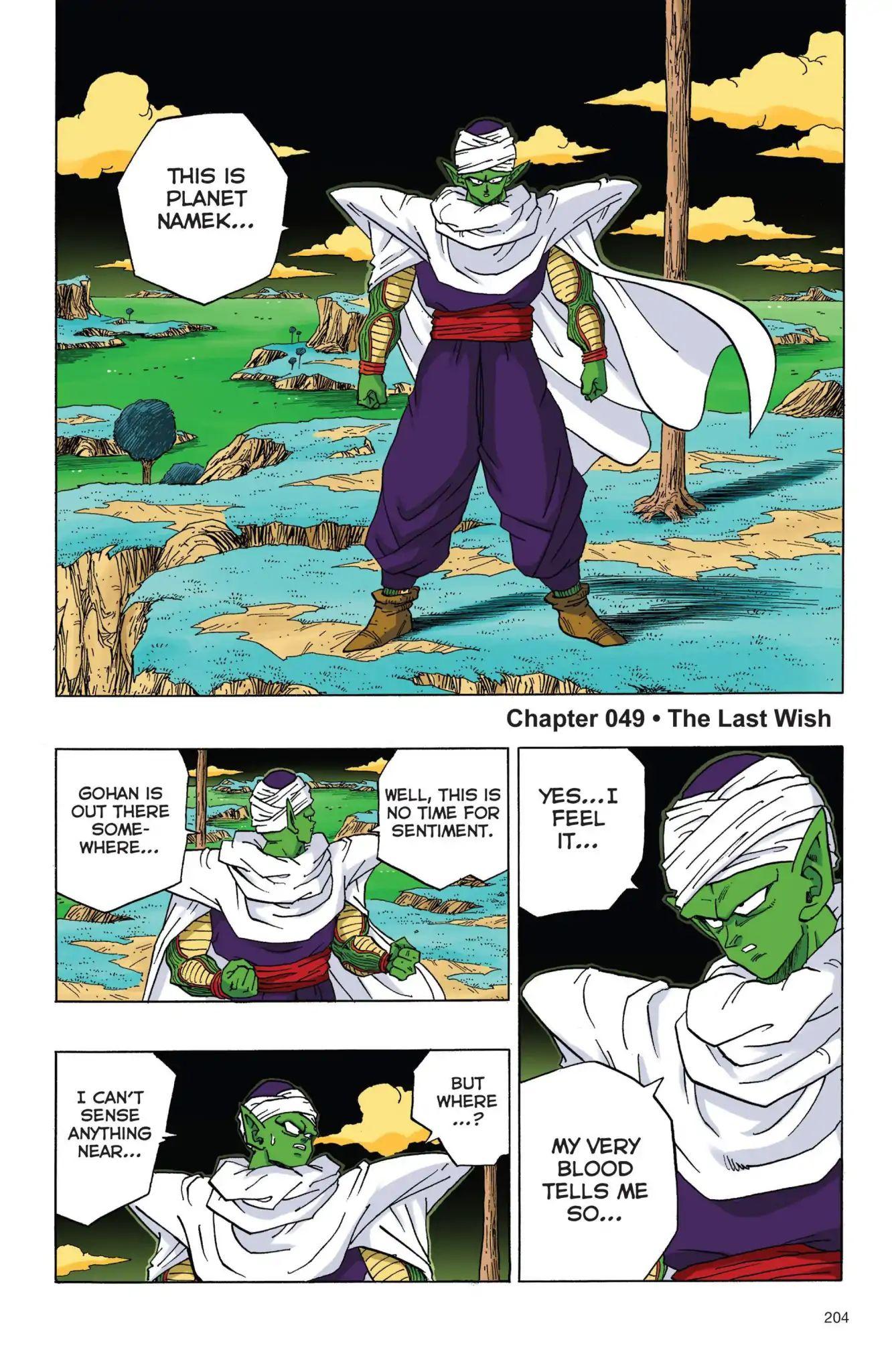 Dragon Ball Full Color Freeza Arc Chapter 49  Online Free Manga Read Image 1