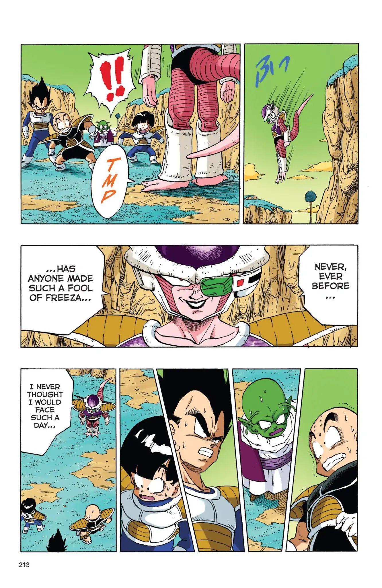Dragon Ball Full Color Freeza Arc Chapter 49  Online Free Manga Read Image 10